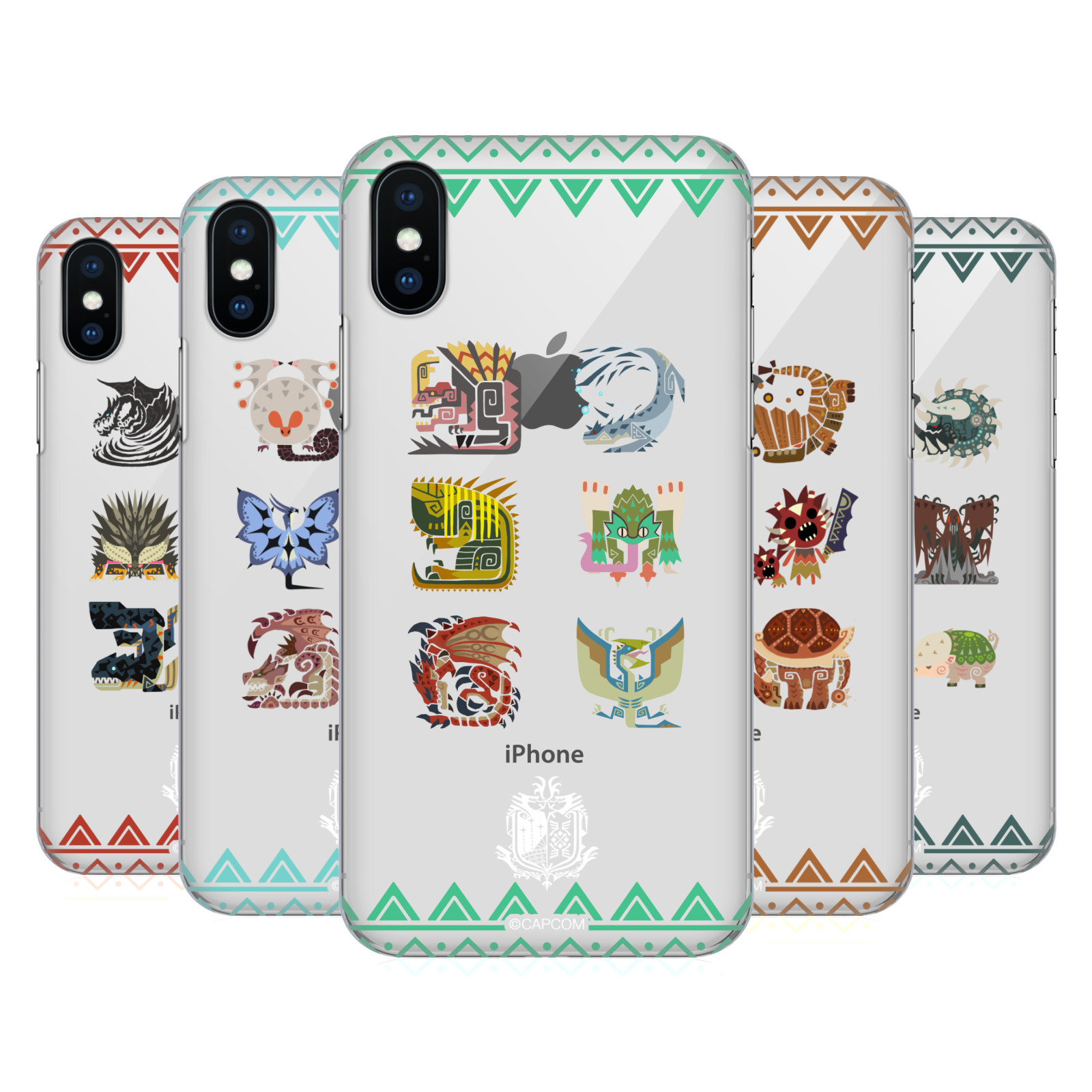 Monster Hunter World Icons