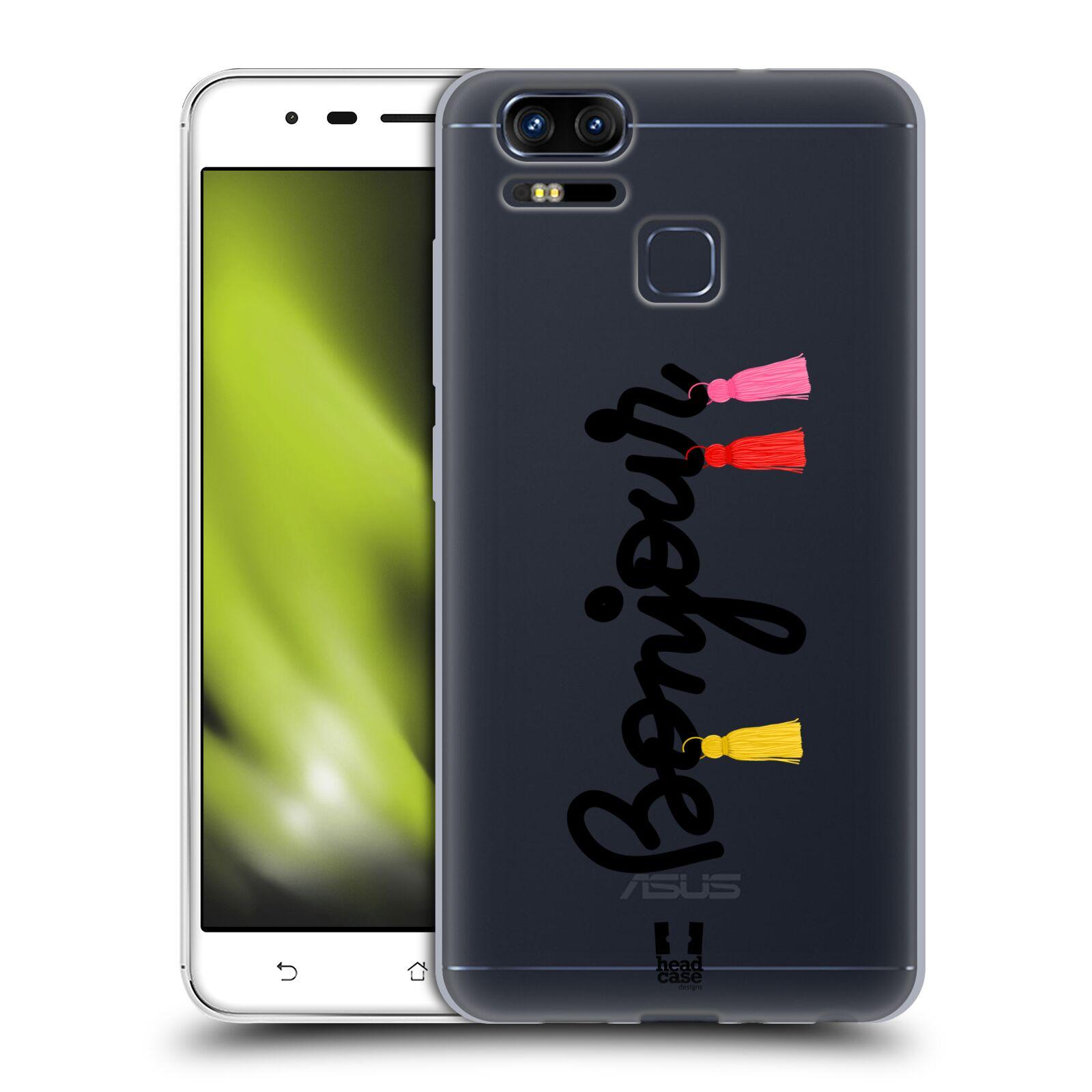 Funda-HEAD-CASE-DESIGNS-minimalismo-Suave-con-Gel-para-Asus-ZenFone-telefonos