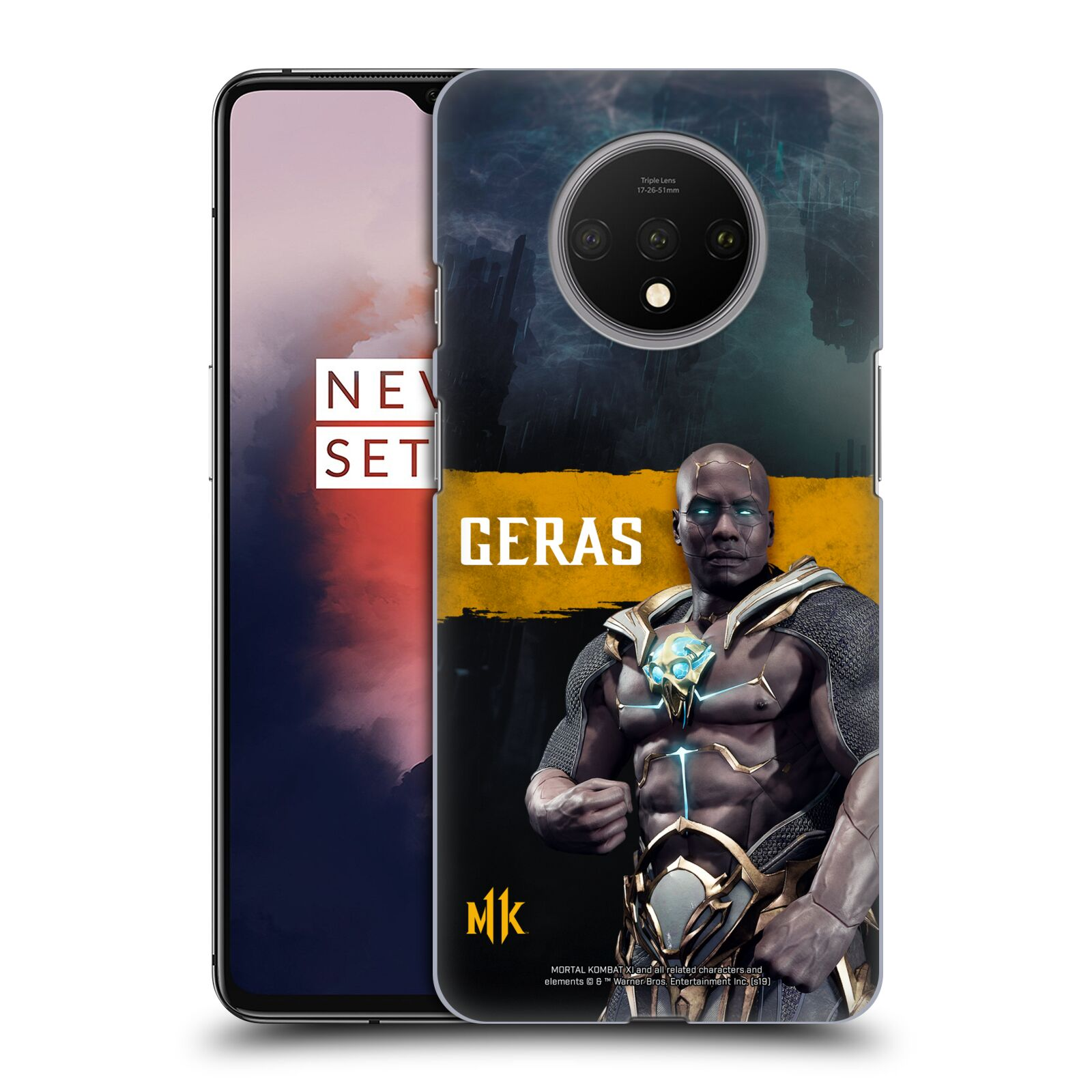 Official Mortal Kombat 11 Characters Geras Case for OnePlus 7T