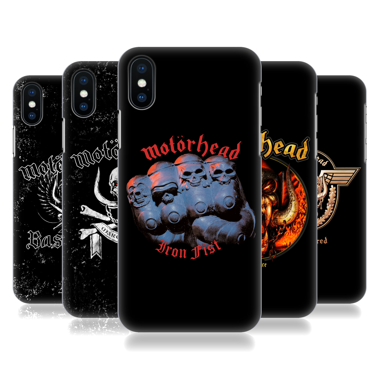 Official Motorhead Album Covers