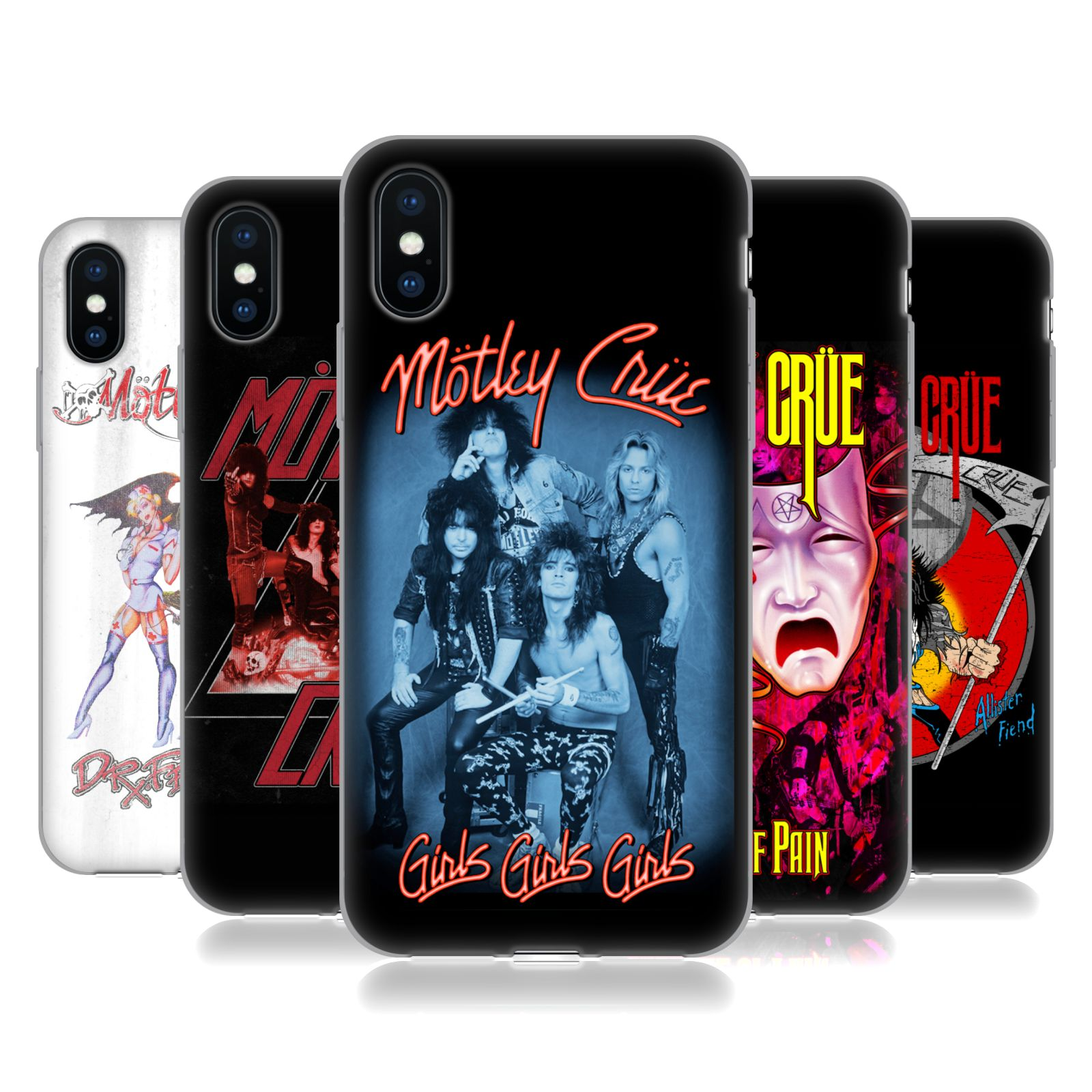 Official Motley Crue Key Art