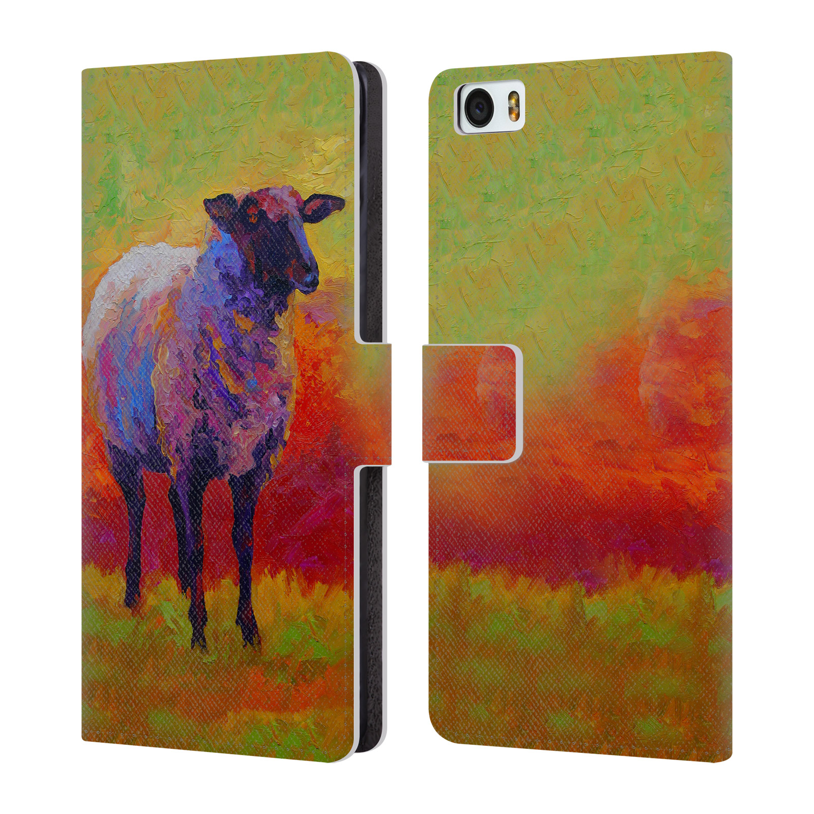 OFFICIAL-MARION-ROSE-SHEEP-LEATHER-BOOK-WALLET-CASE-COVER-FOR-XIAOMI-PHONES
