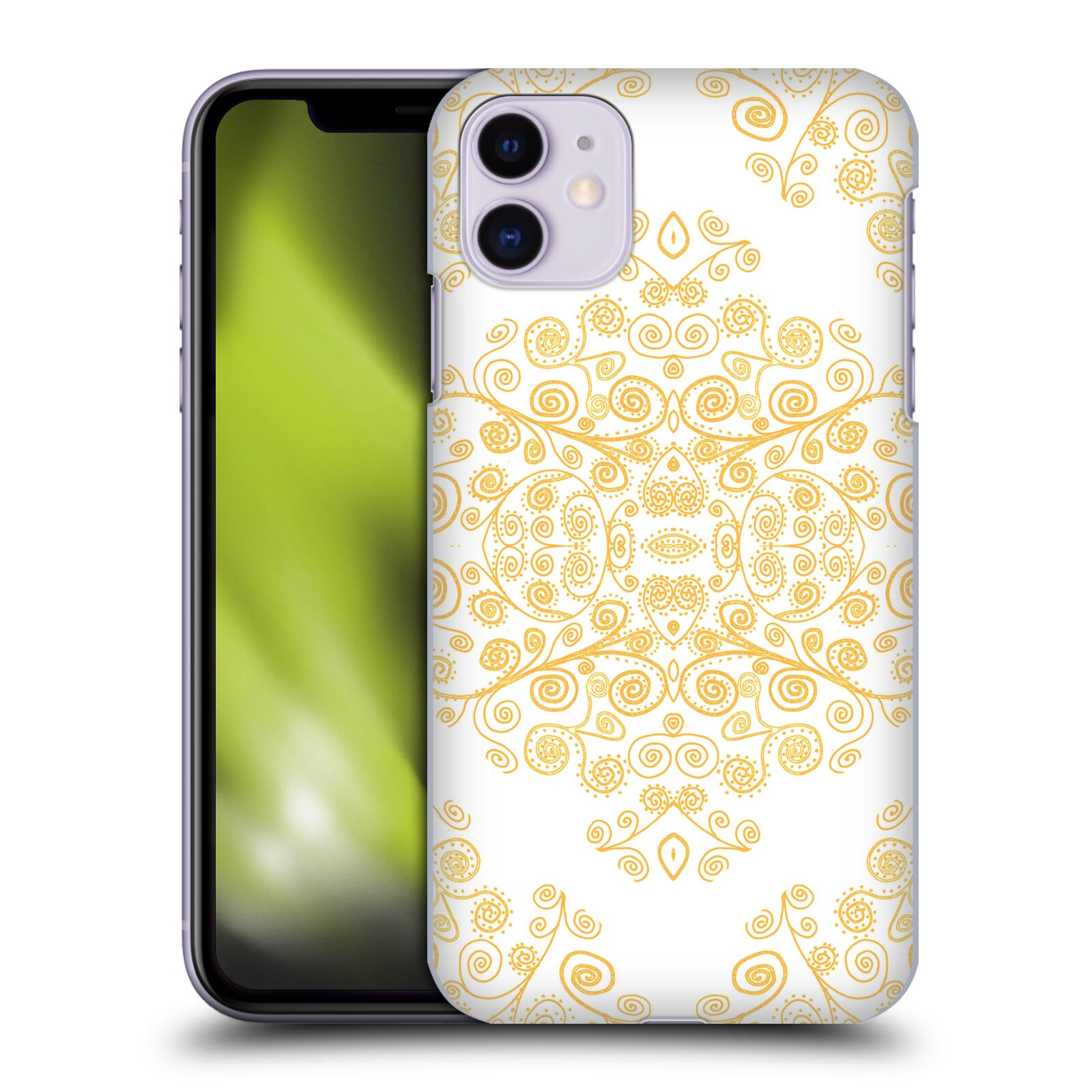 Official Monika Strigel Ambrosia Orange Case for Apple iPhone 11
