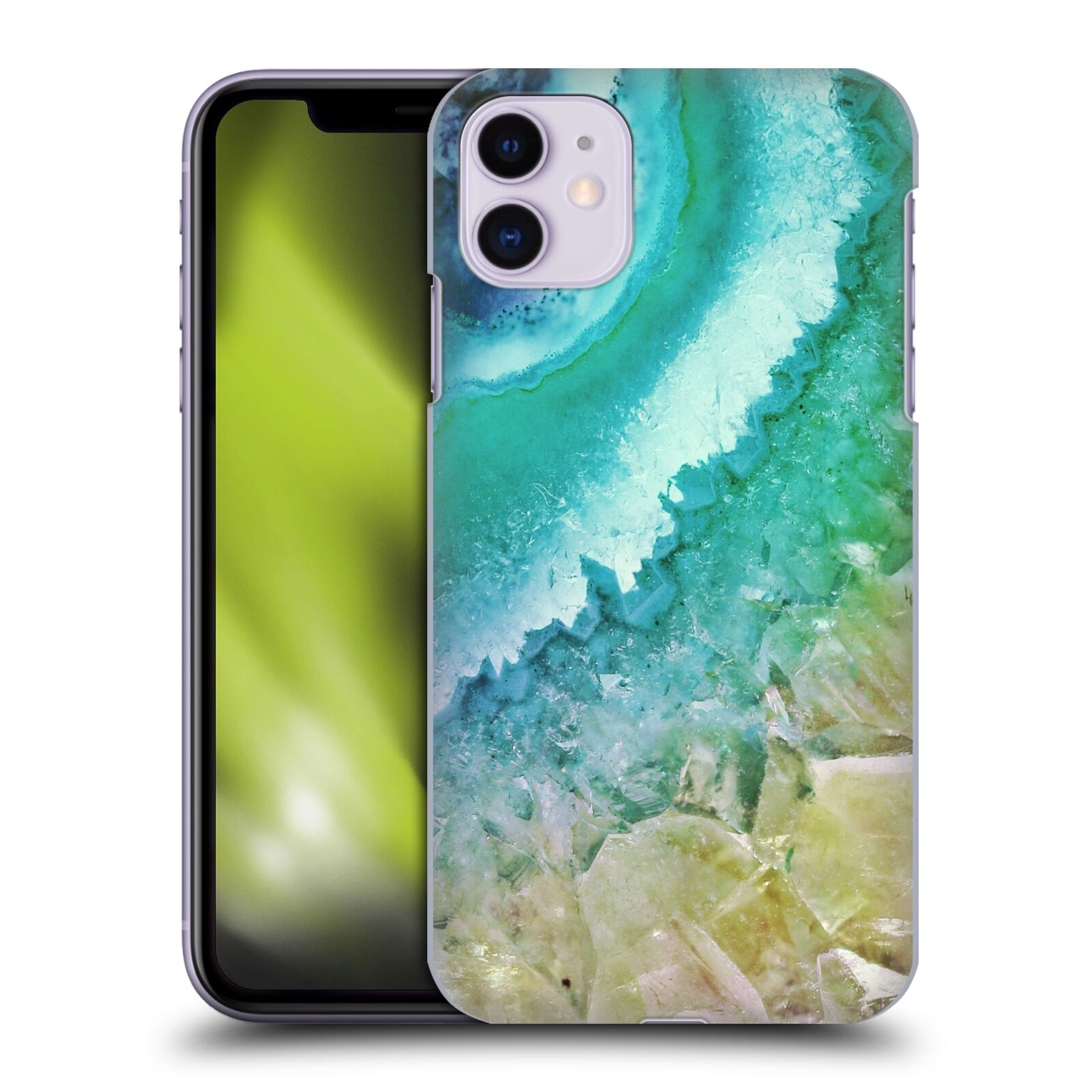 Official Monika Strigel Amethyst Ocean Case for Apple iPhone 11