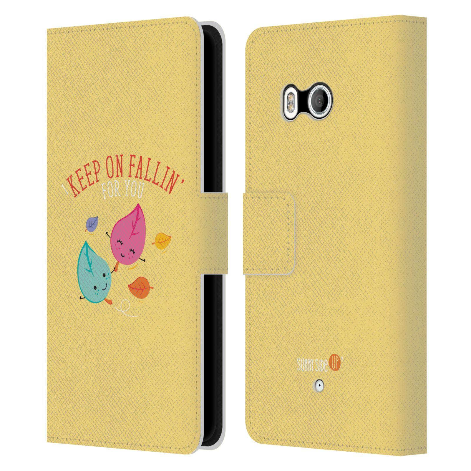 Oficial-muy-pop-el-lado-soleado-Mezclar-Estuche-tipo-Billetera-de-cuero-libros-para-telefonos-HTC-1