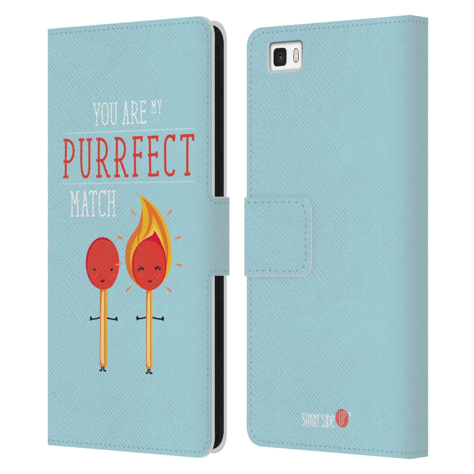 OFFICIAL-MUY-POP-SUNNY-SIDE-UP-MIX-LEATHER-BOOK-WALLET-CASE-FOR-HUAWEI-PHONES-2