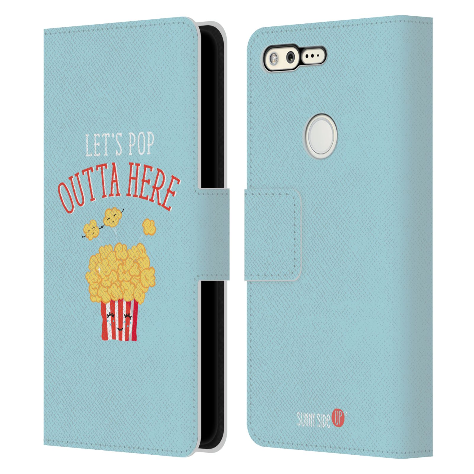 OFFICIAL-MUY-POP-SUNNY-SIDE-UP-MIX-LEATHER-BOOK-WALLET-CASE-FOR-GOOGLE-PHONES