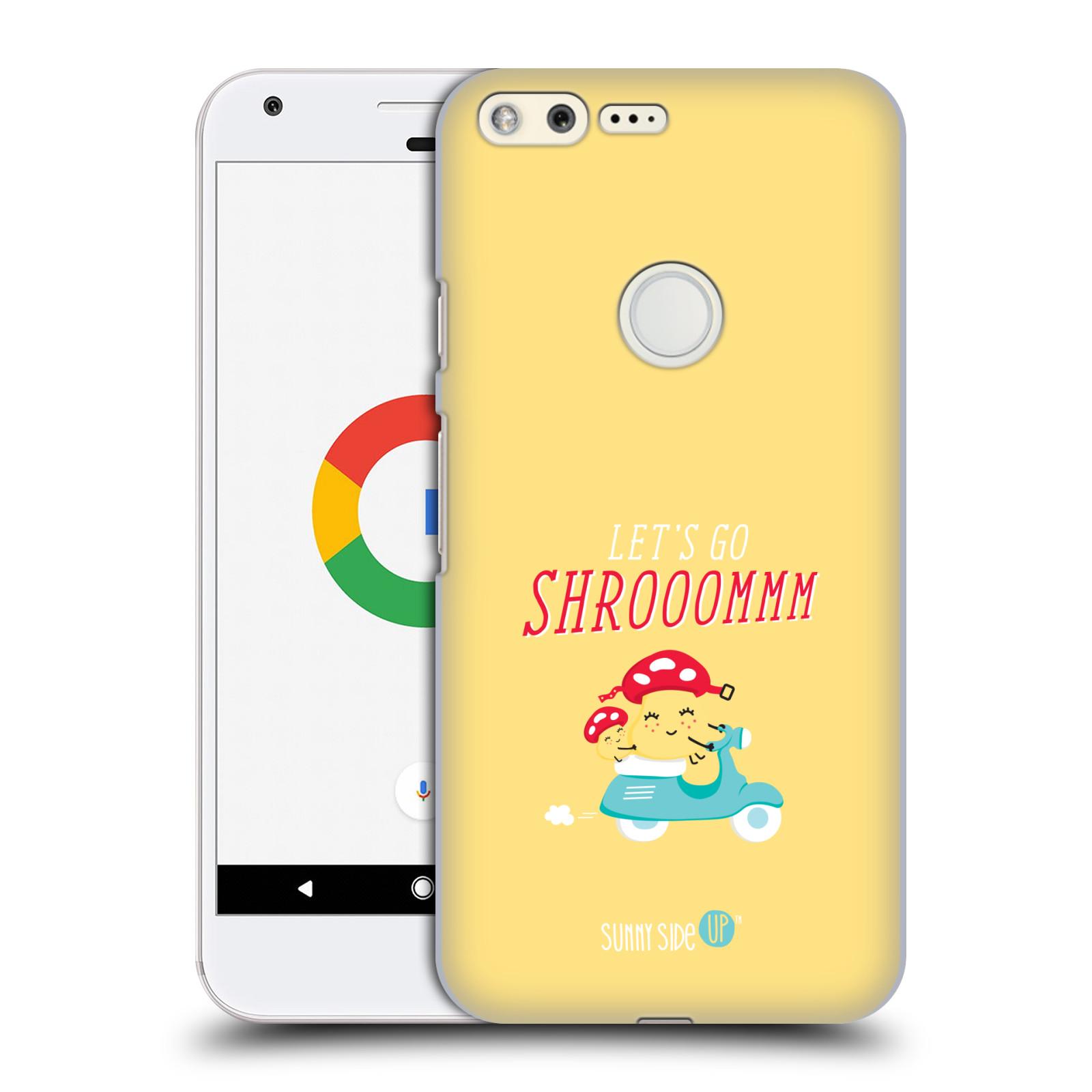 Oficial-muy-pop-el-lado-soleado-mezcla-funda-rigida-posterior-para-telefonos-de-Google