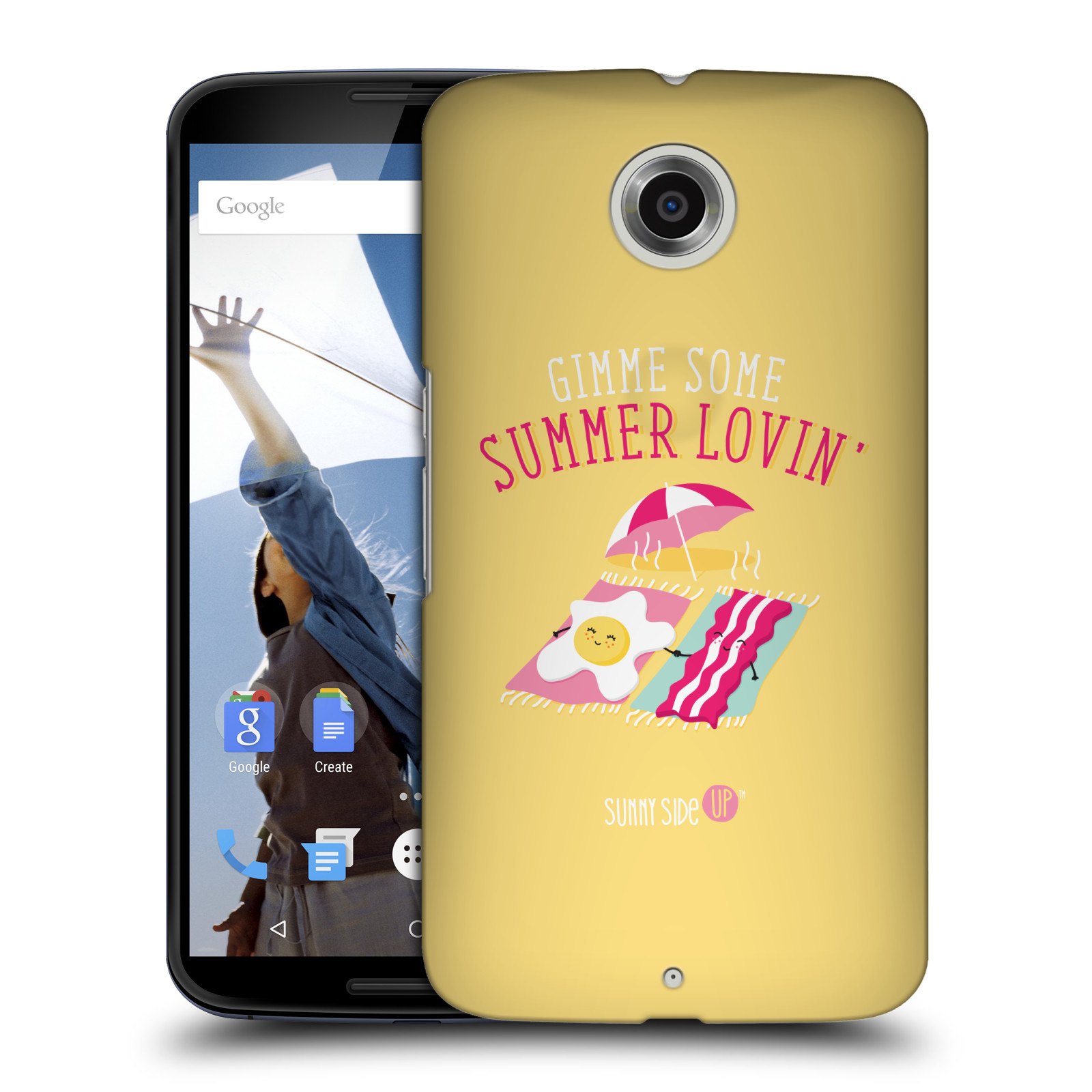 OFFICIAL-MUY-POP-SUNNY-SIDE-UP-SUMMER-HARD-BACK-CASE-FOR-MOTOROLA-PHONES-2