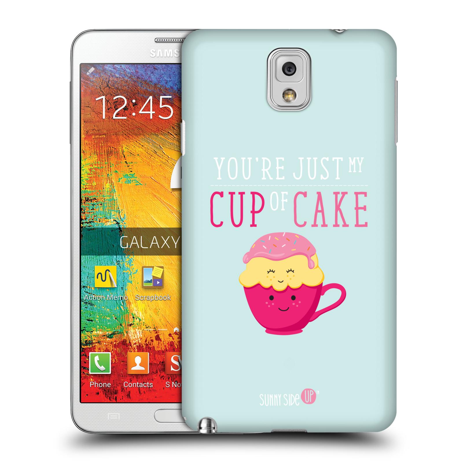 Oficial-muy-pop-el-lado-soleado-Dulces-Funda-Rigida-Posterior-Para-Telefonos-Samsung-2