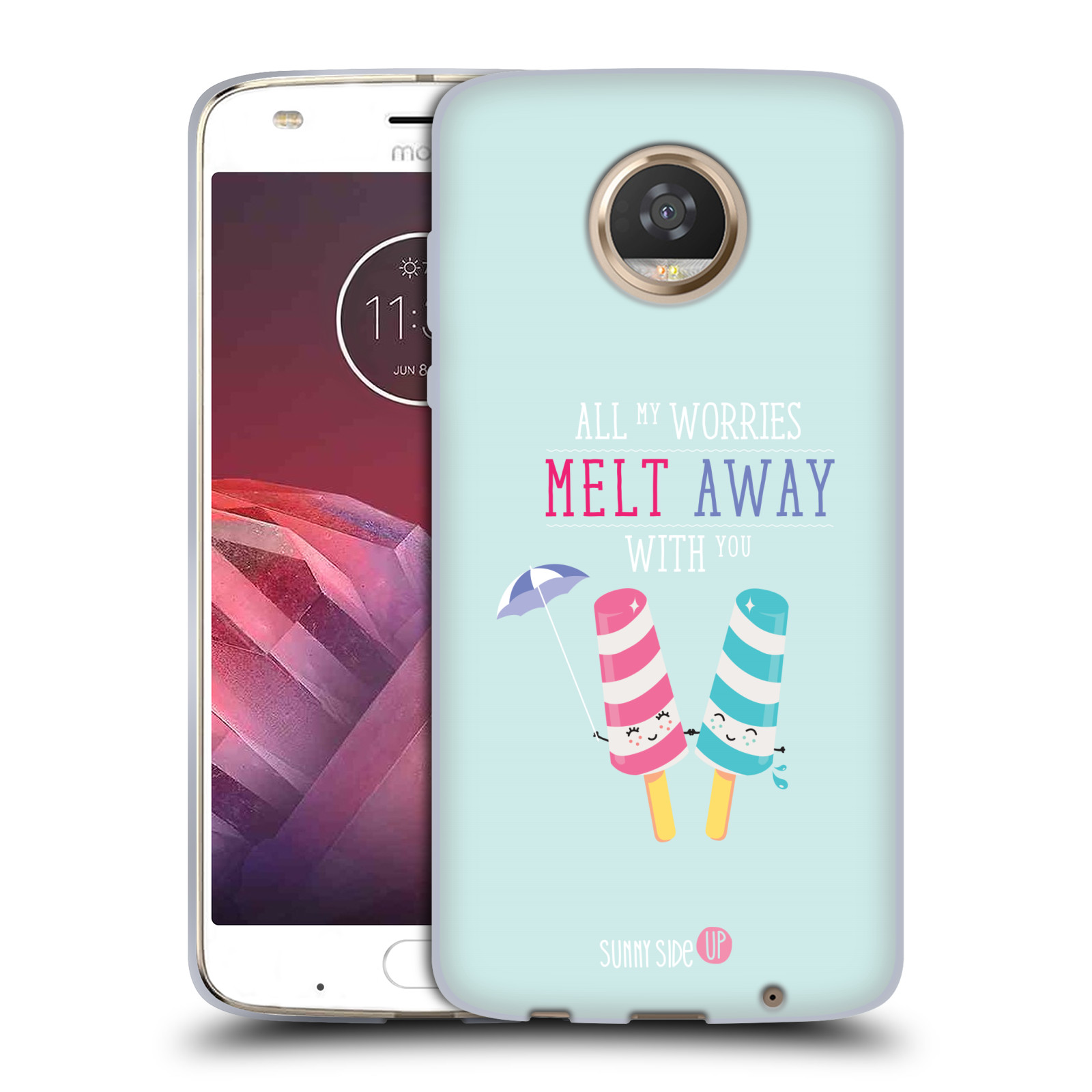 OFFICIAL-MUY-POP-SUNNY-SIDE-UP-SWEETS-SOFT-GEL-CASE-FOR-MOTOROLA-PHONES