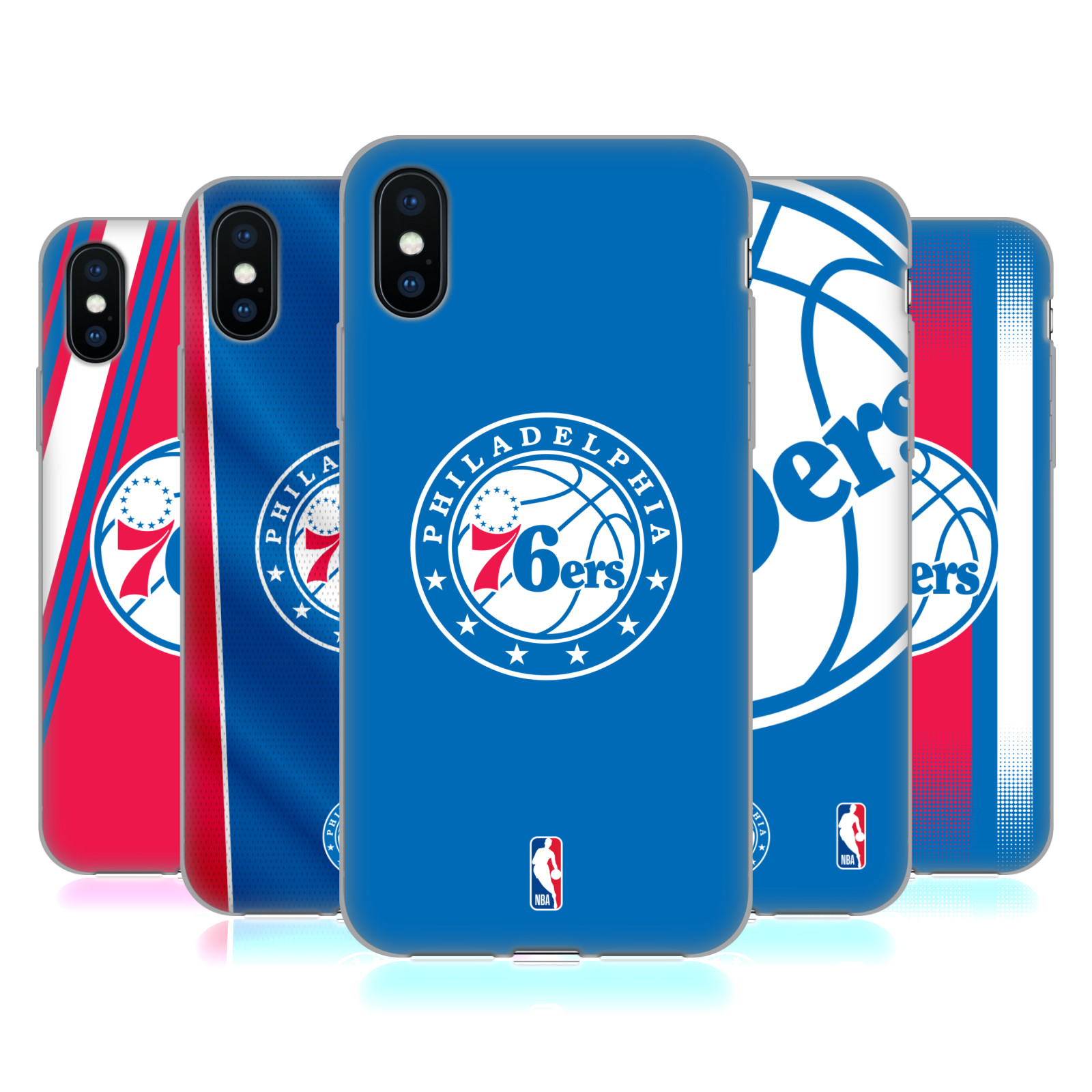 Official NBA Philadelphia 76Ers