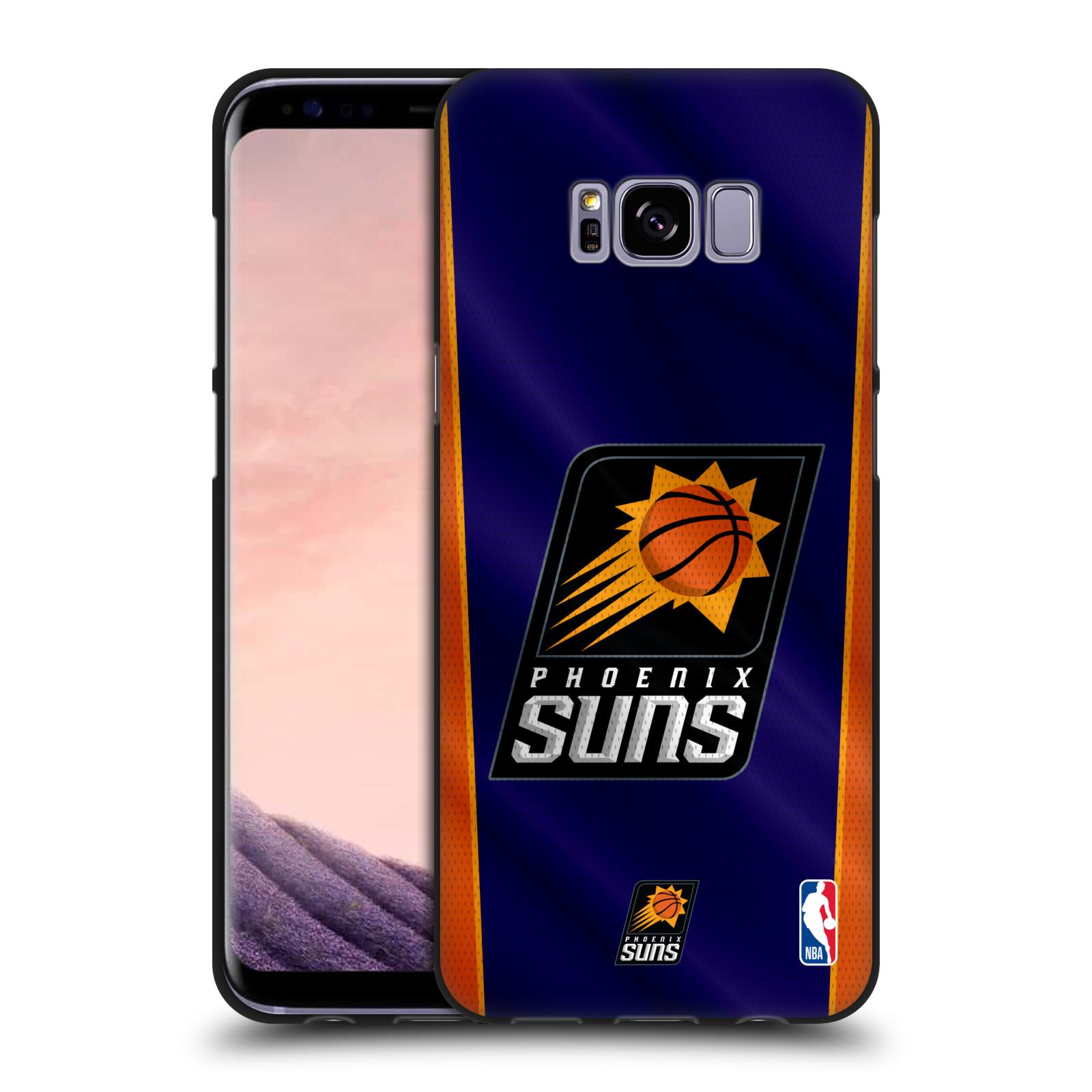 Oficial-NBA-PHOENIX-SUNS-Negro-suave-Gel-caso-para-SAMSUNG-TELEFONOS-1