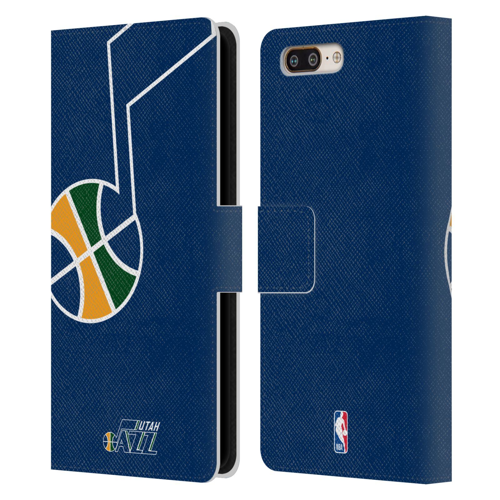 UFFICIALE-NBA-UTAH-JAZZ-COVER-A-PORTAFOGLIO-IN-PELLE-PER-BLACKBERRY-ONEPLUS