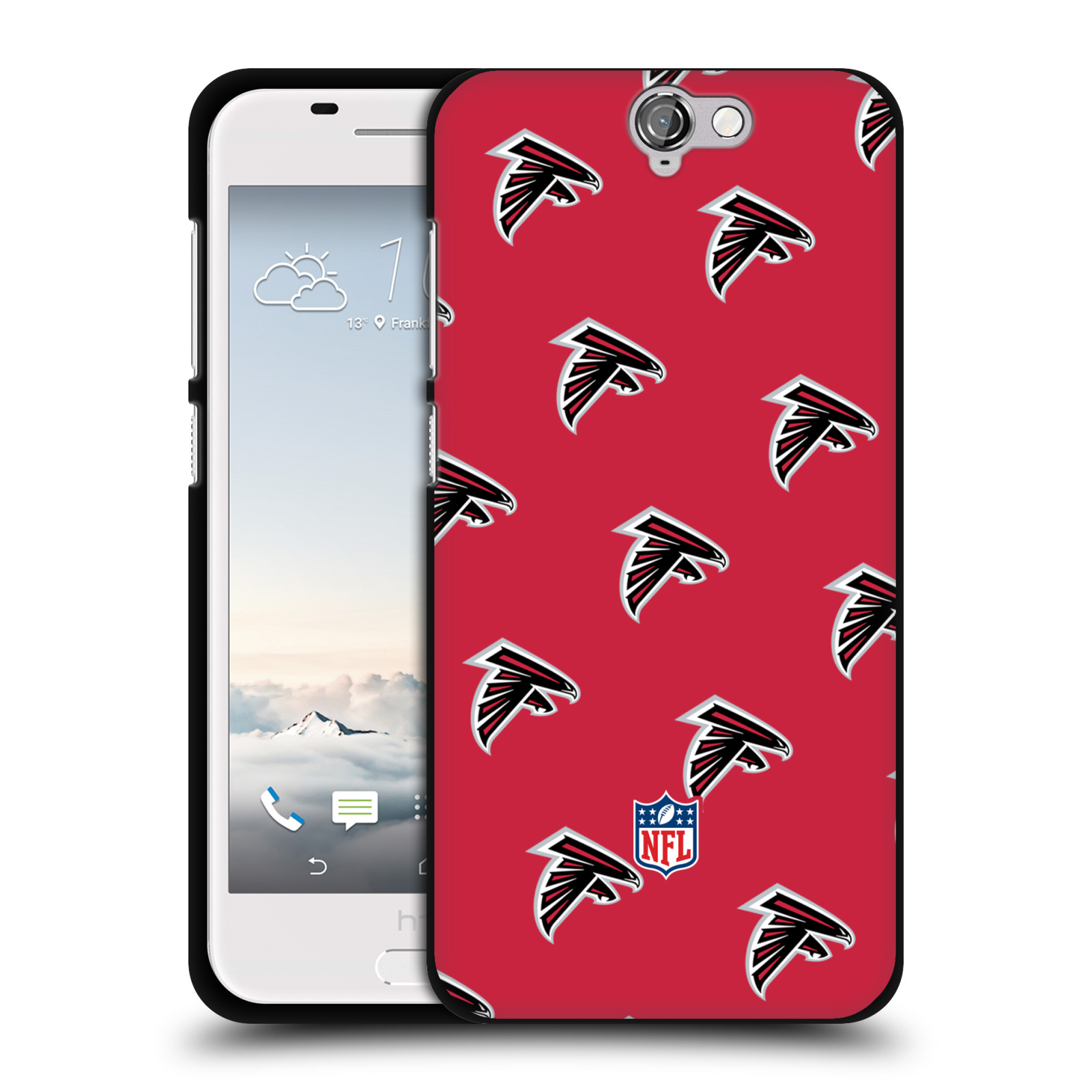 OFFICIAL-NFL-2017-18-ATLANTA-FALCONS-BLACK-SOFT-GEL-CASE-FOR-HTC-PHONES