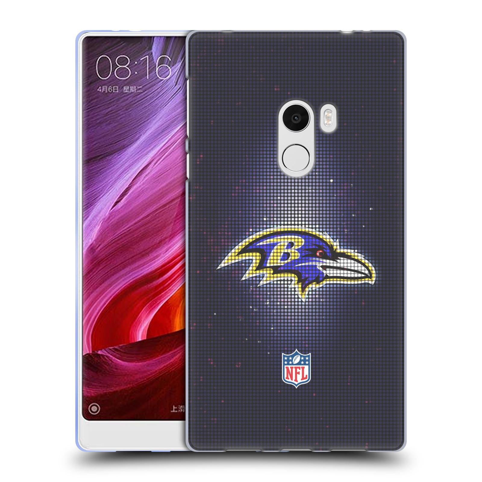Oficial-NFL-2017-18-Baltimore-Ravens-Gel-Suave-Estuche-Para-Telefonos-XIAOMI