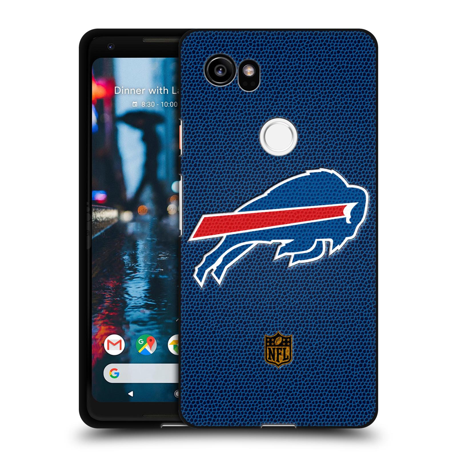 Logotipo-oficial-de-la-NFL-Buffalo-Bills-Negro-caso-De-Gel-Suave-para-telefonos-de-Google