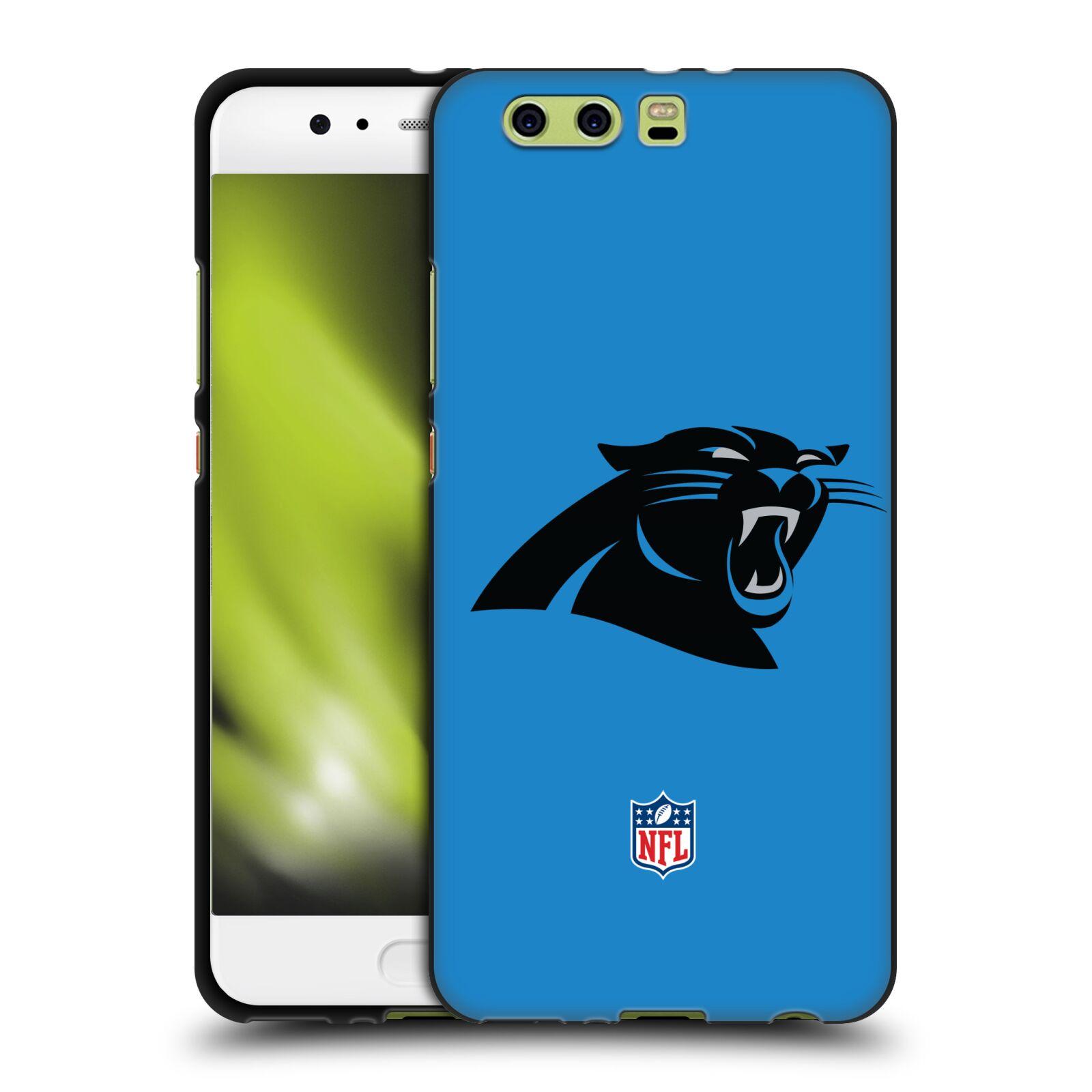 OFFICIAL-NFL-CAROLINA-PANTHERS-LOGO-BLACK-SOFT-GEL-CASE-FOR-HUAWEI-PHONES