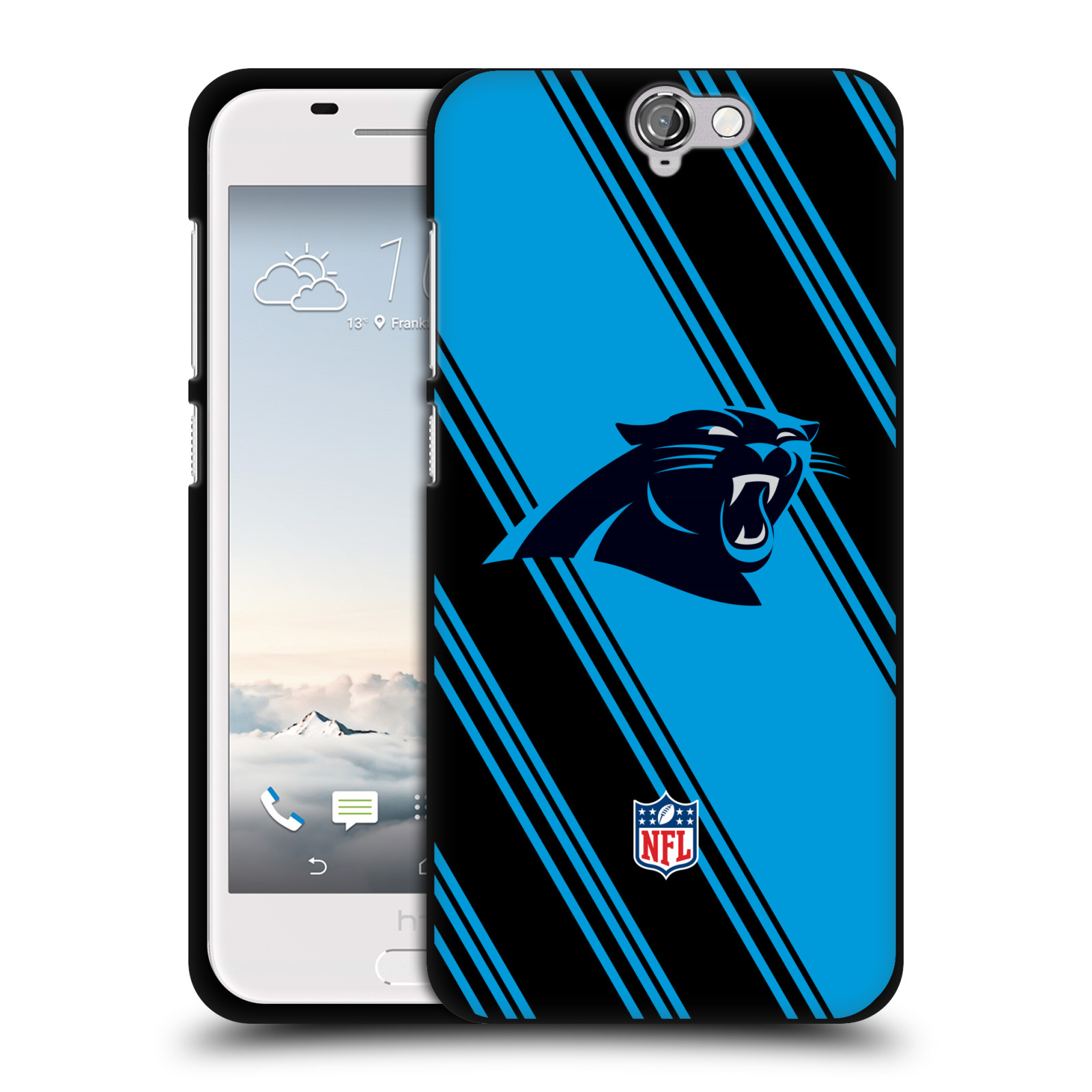 OFFICIAL-NFL-2017-18-CAROLINA-PANTHERS-BLACK-SOFT-GEL-CASE-FOR-HTC-PHONES