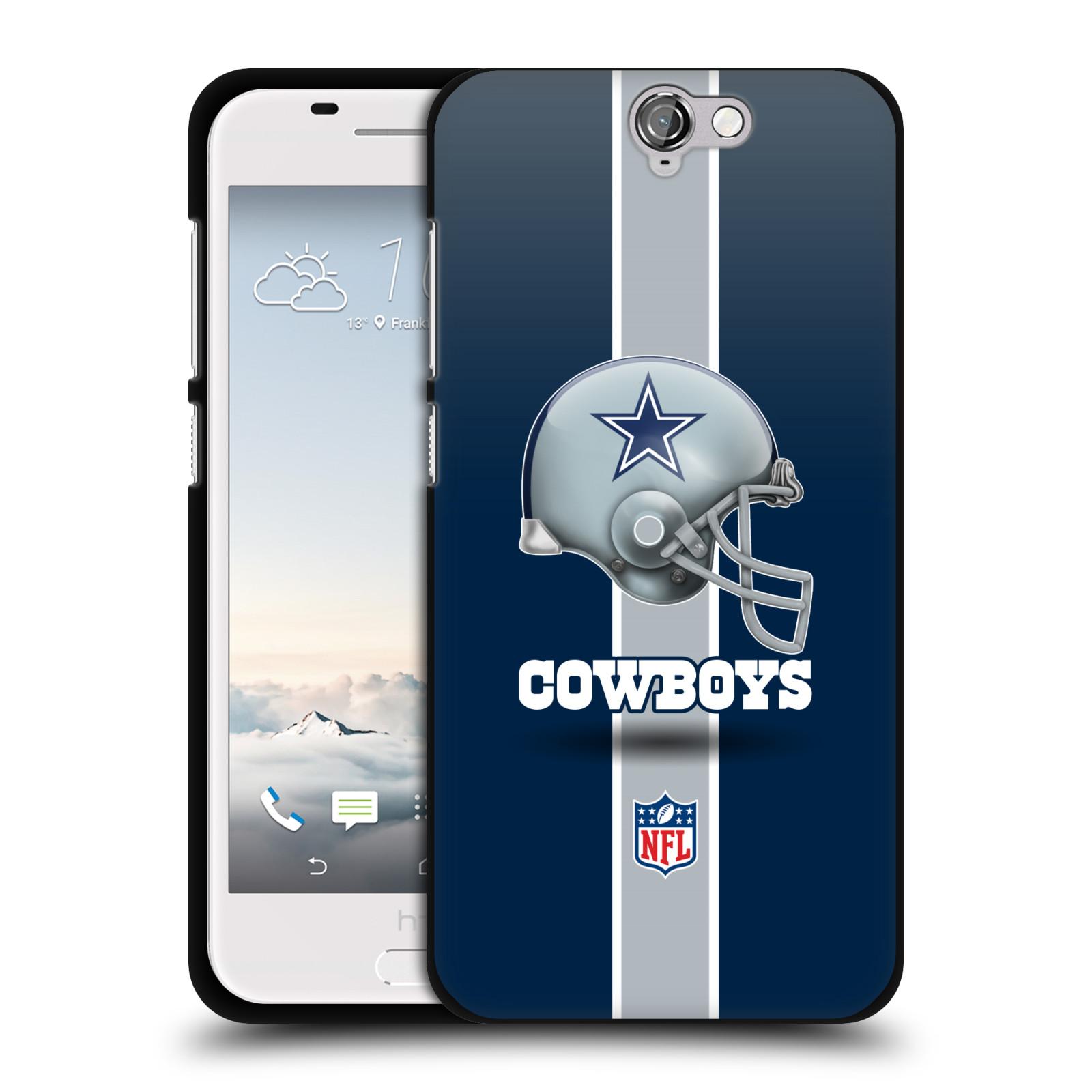 OFFICIAL-NFL-DALLAS-COWBOYS-LOGO-BLACK-SOFT-GEL-CASE-FOR-HTC-PHONES