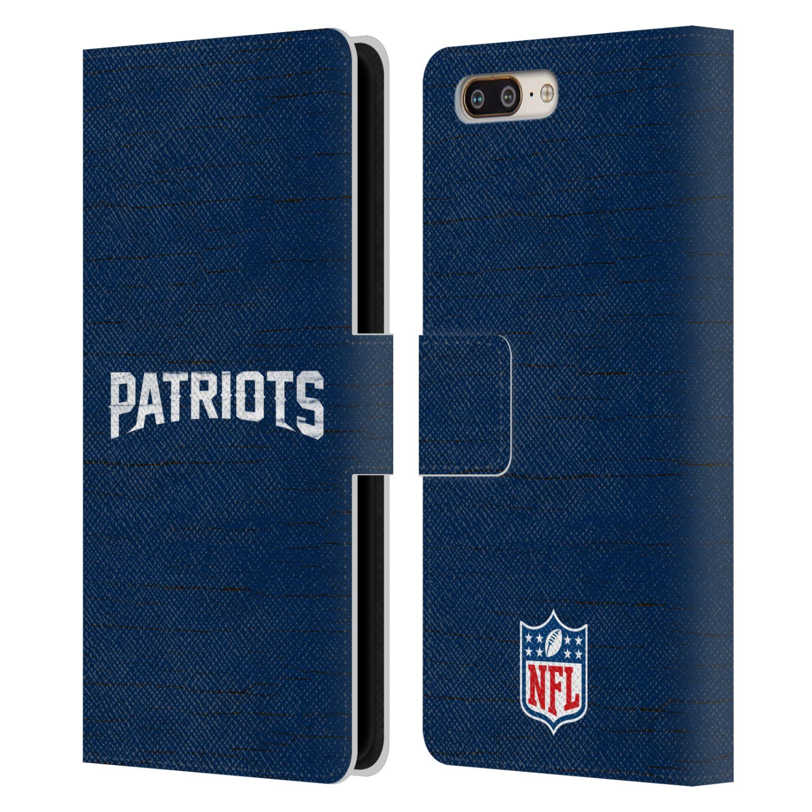 NFL-NEW-ENGLAND-PATRIOTS-LOGO-COVER-PORTAFOGLIO-IN-PELLE-PER-BLACKBERRY-ONEPLUS