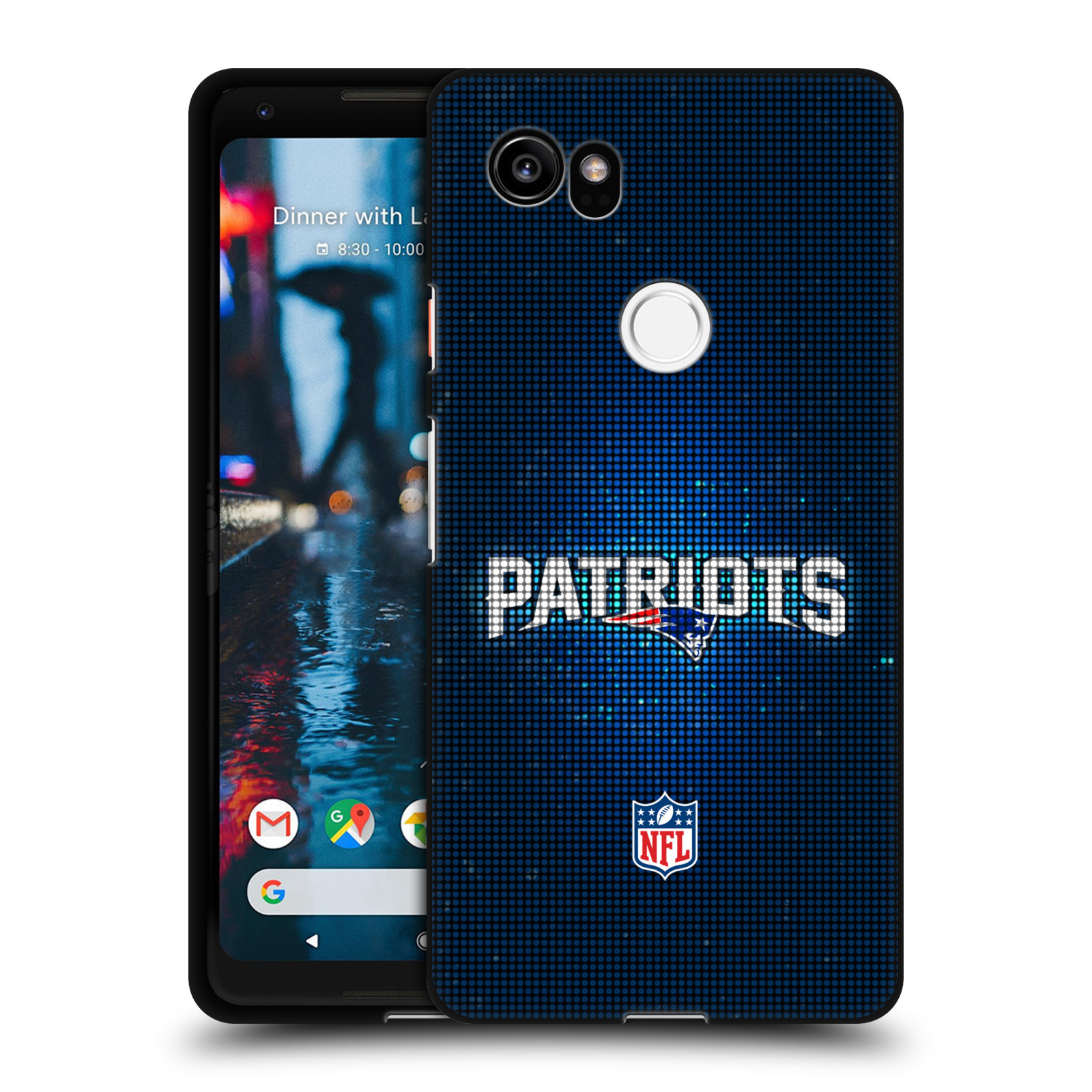 UFFICIALE-NFL-2017-18-NEW-ENGLAND-PATRIOTS-COVER-IN-GEL-NERA-PER-GOOGLE-TELEFONI