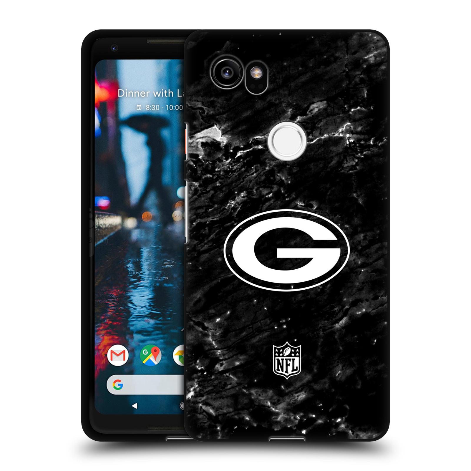 UFFICIALE-NFL-2017-18-GREEN-BAY-PACKERS-COVER-IN-GEL-NERA-PER-GOOGLE-TELEFONI