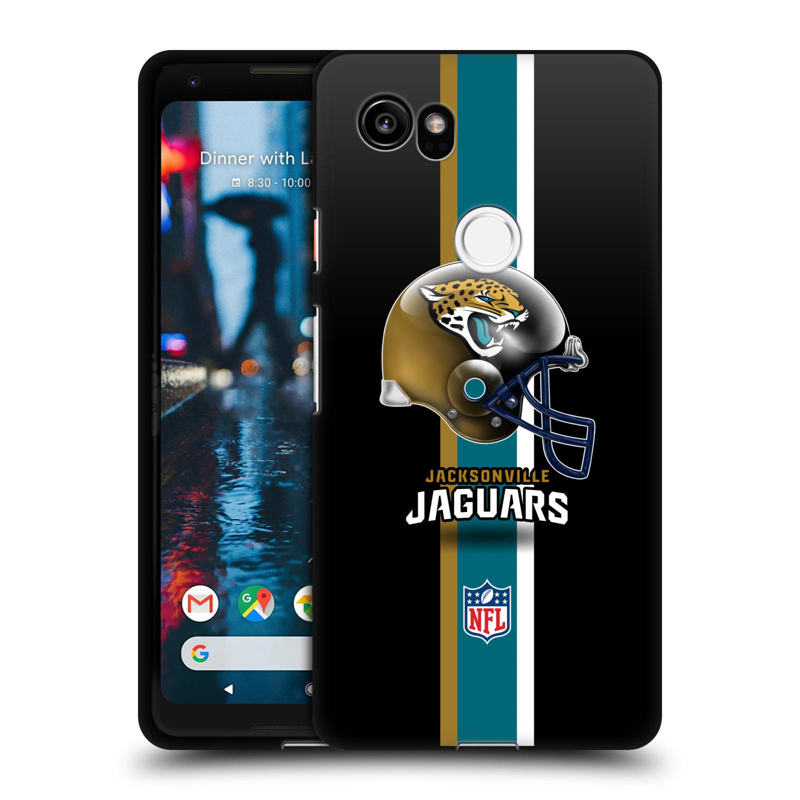 UFFICIALE-NFL-JACKSONVILLE-JAGUARS-LOGO-COVER-IN-GEL-NERA-PER-GOOGLE-TELEFONI