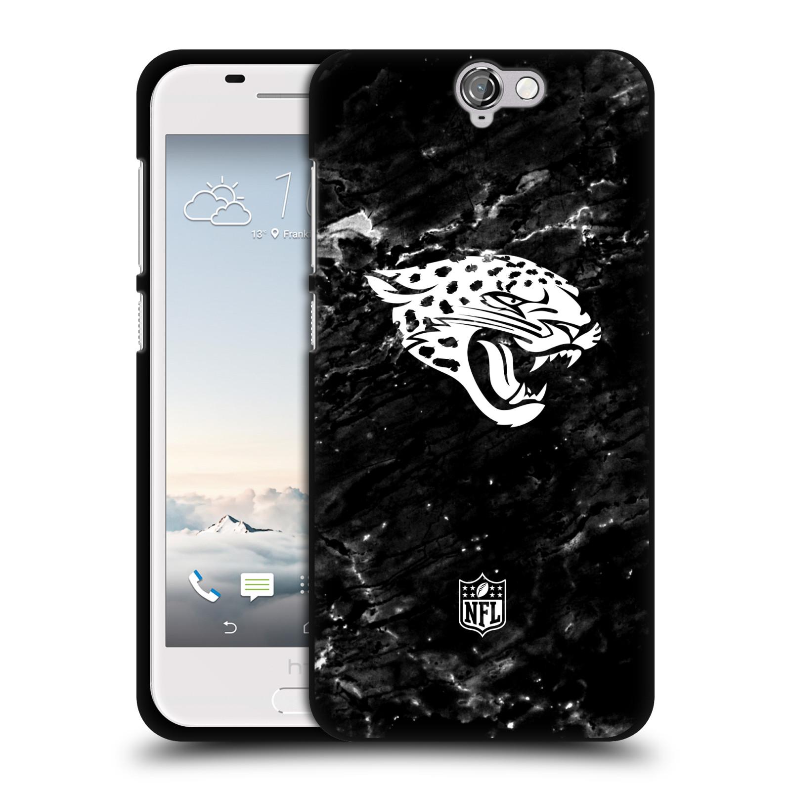 OFFICIAL-NFL-2017-18-JACKSONVILLE-JAGUARS-BLACK-SOFT-GEL-CASE-FOR-HTC-PHONES