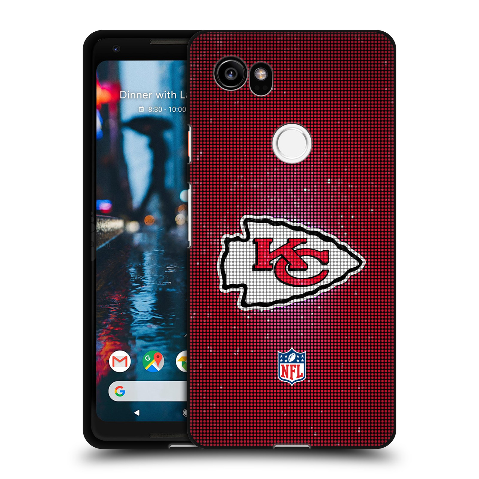 UFFICIALE-NFL-2017-18-KANSAS-CITY-CHIEFS-COVER-IN-GEL-NERA-PER-GOOGLE-TELEFONI
