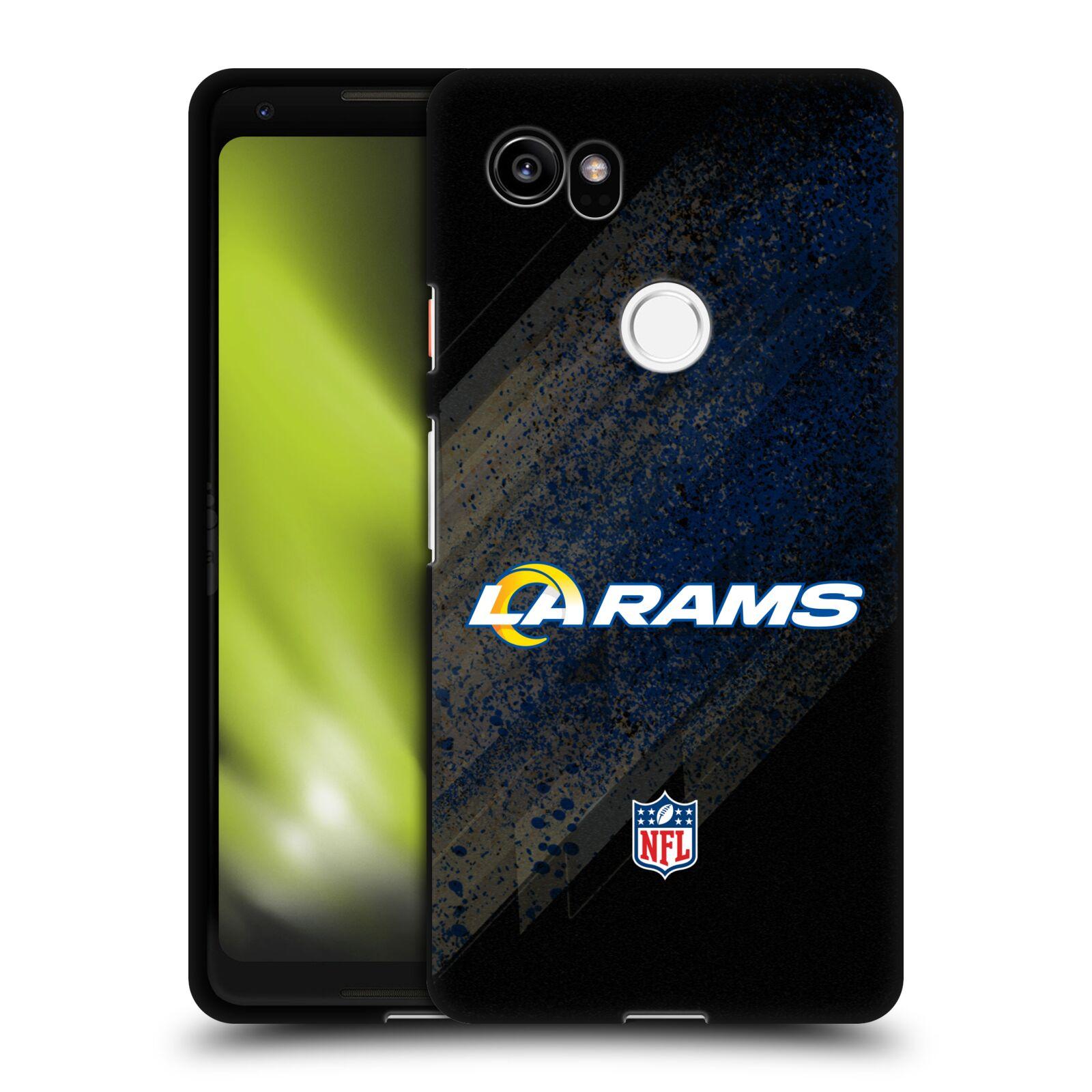 OFFICIAL-NFL-LOS-ANGELES-RAMS-LOGO-BLACK-SOFT-GEL-CASE-FOR-GOOGLE-PHONES