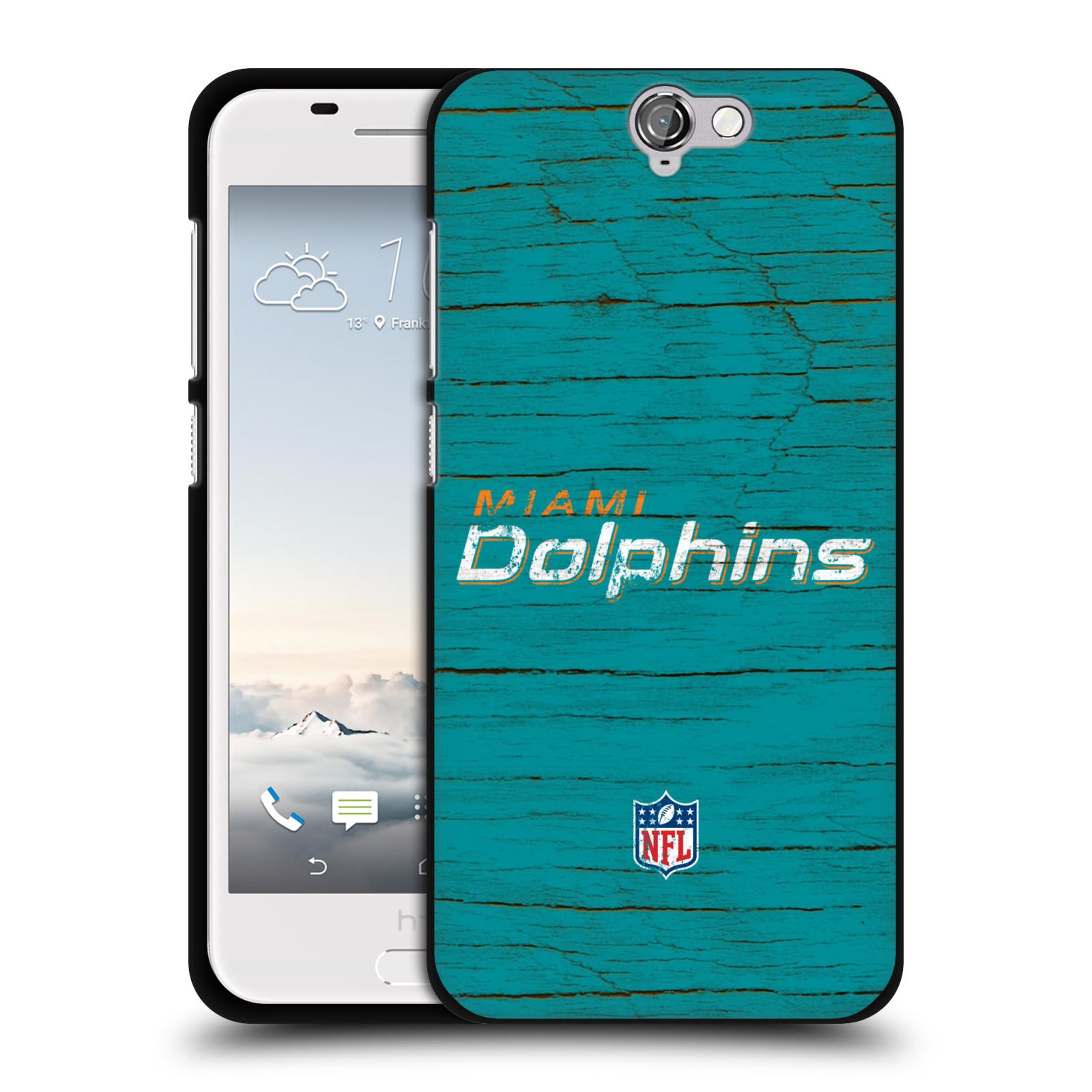 OFFICIAL-NFL-MIAMI-DOLPHINS-LOGO-BLACK-SOFT-GEL-CASE-FOR-HTC-PHONES