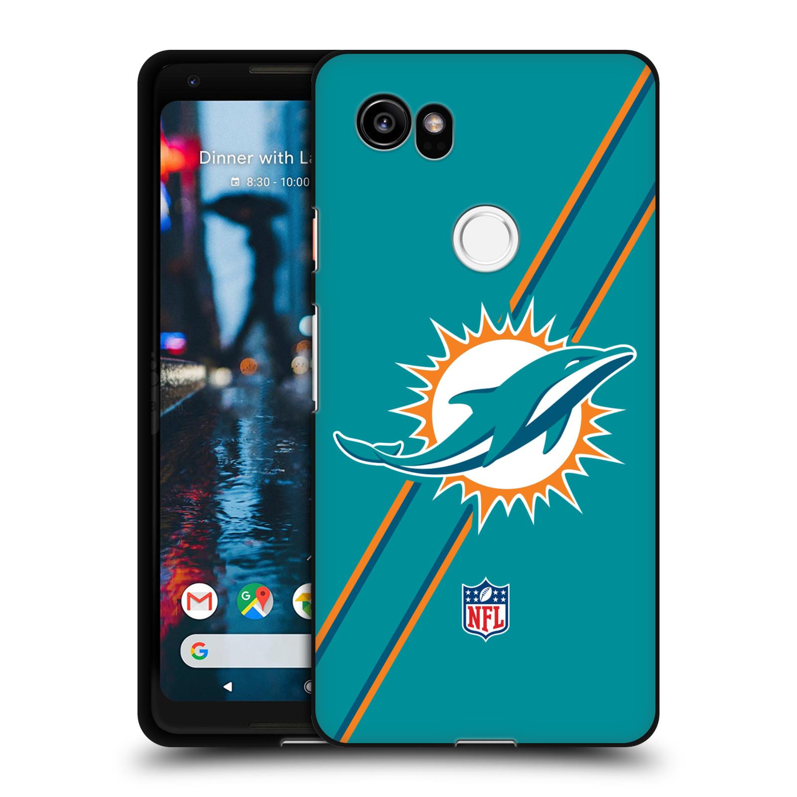 OFFICIAL-NFL-MIAMI-DOLPHINS-LOGO-BLACK-SOFT-GEL-CASE-FOR-GOOGLE-PHONES