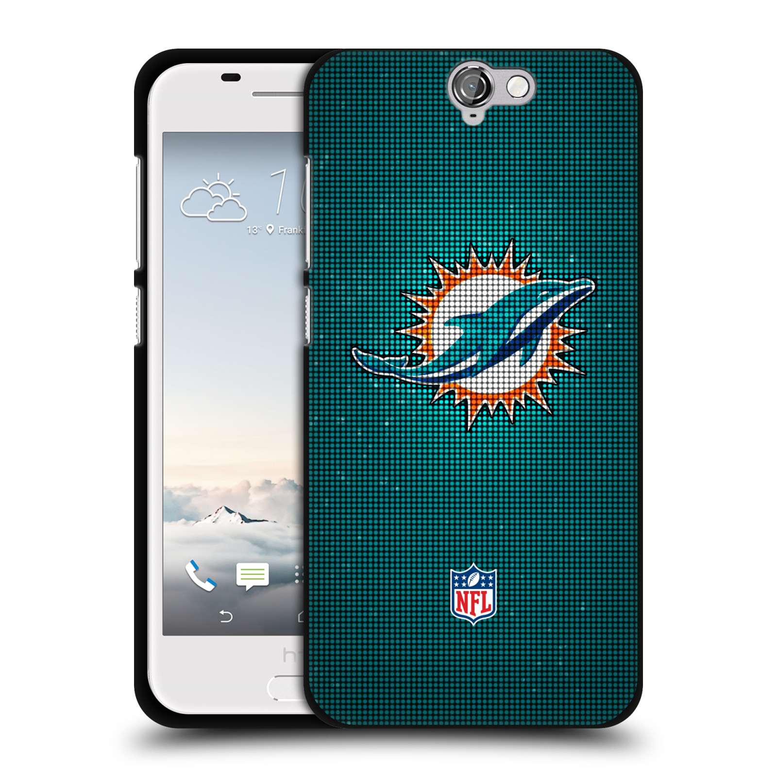 OFFICIAL-NFL-2017-18-MIAMI-DOLPHINS-BLACK-SOFT-GEL-CASE-FOR-HTC-PHONES