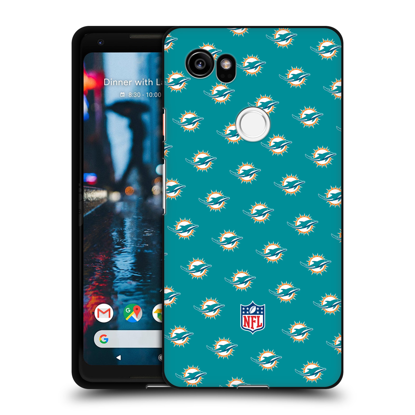 OFFICIAL-NFL-2017-18-MIAMI-DOLPHINS-BLACK-SOFT-GEL-CASE-FOR-GOOGLE-PHONES