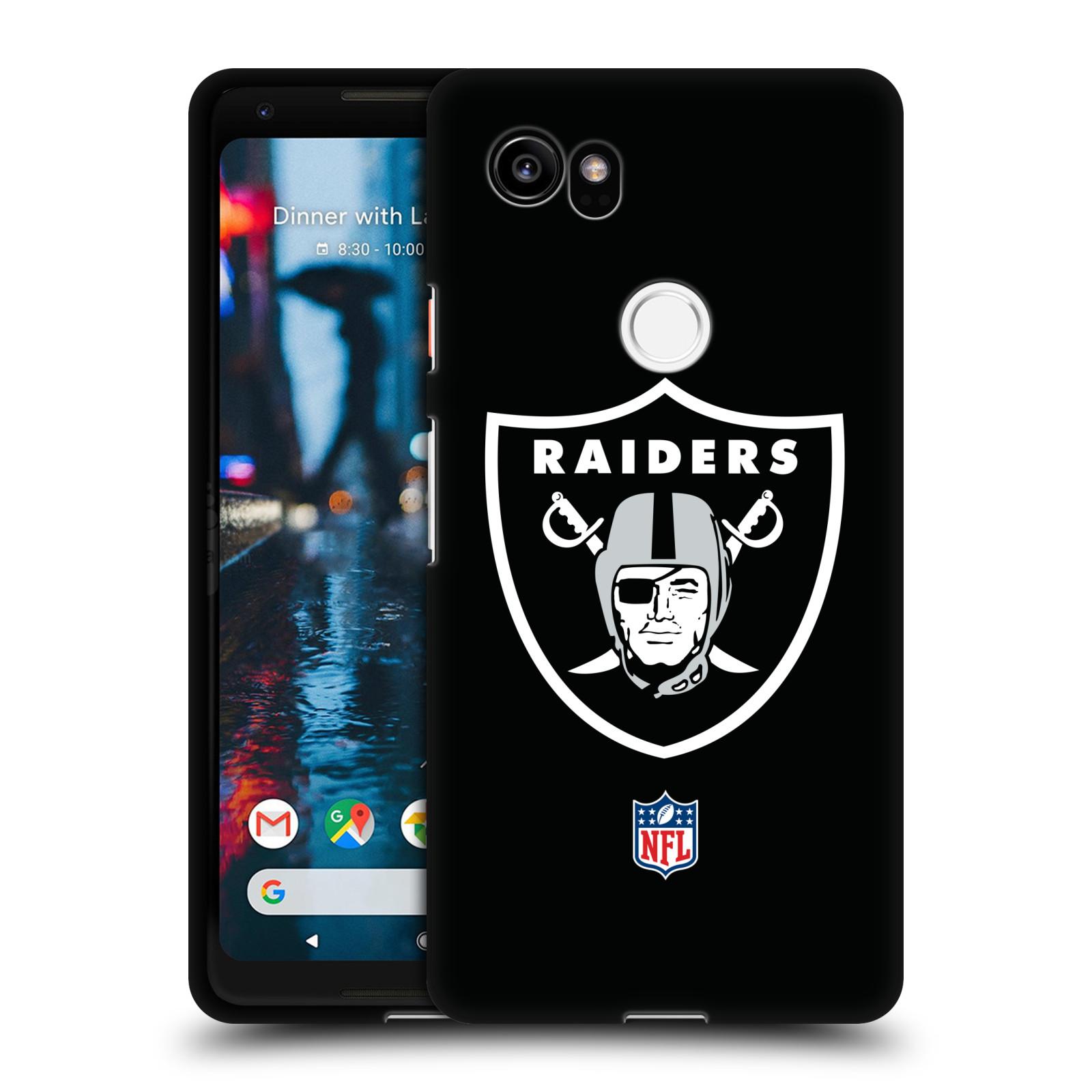 OFFICIAL-NFL-OAKLAND-RAIDERS-LOGO-BLACK-SOFT-GEL-CASE-FOR-GOOGLE-PHONES
