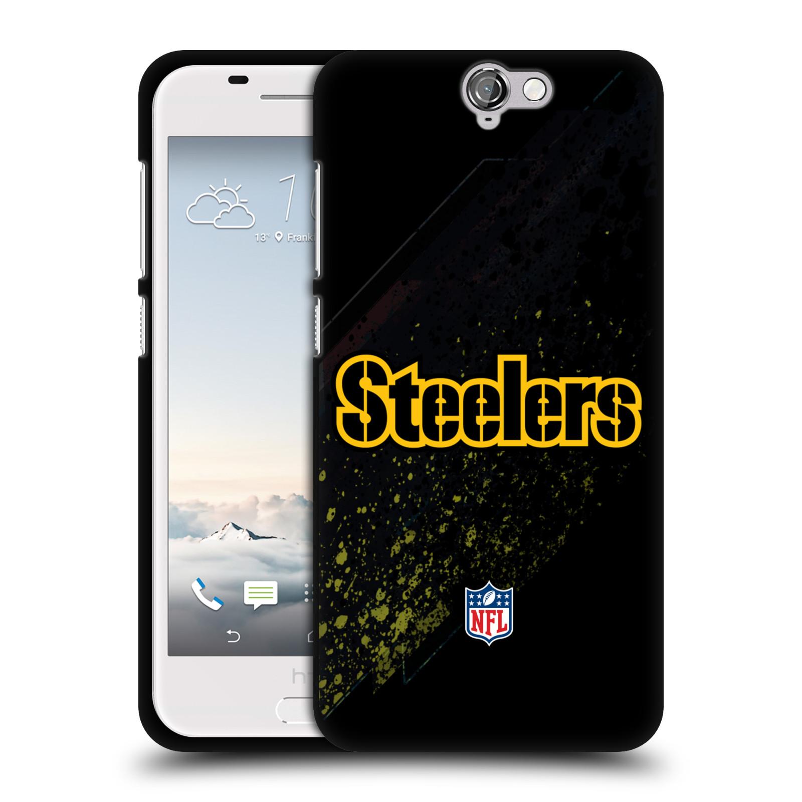 OFFICIAL-NFL-PITTSBURGH-STEELERS-LOGO-BLACK-SOFT-GEL-CASE-FOR-HTC-PHONES
