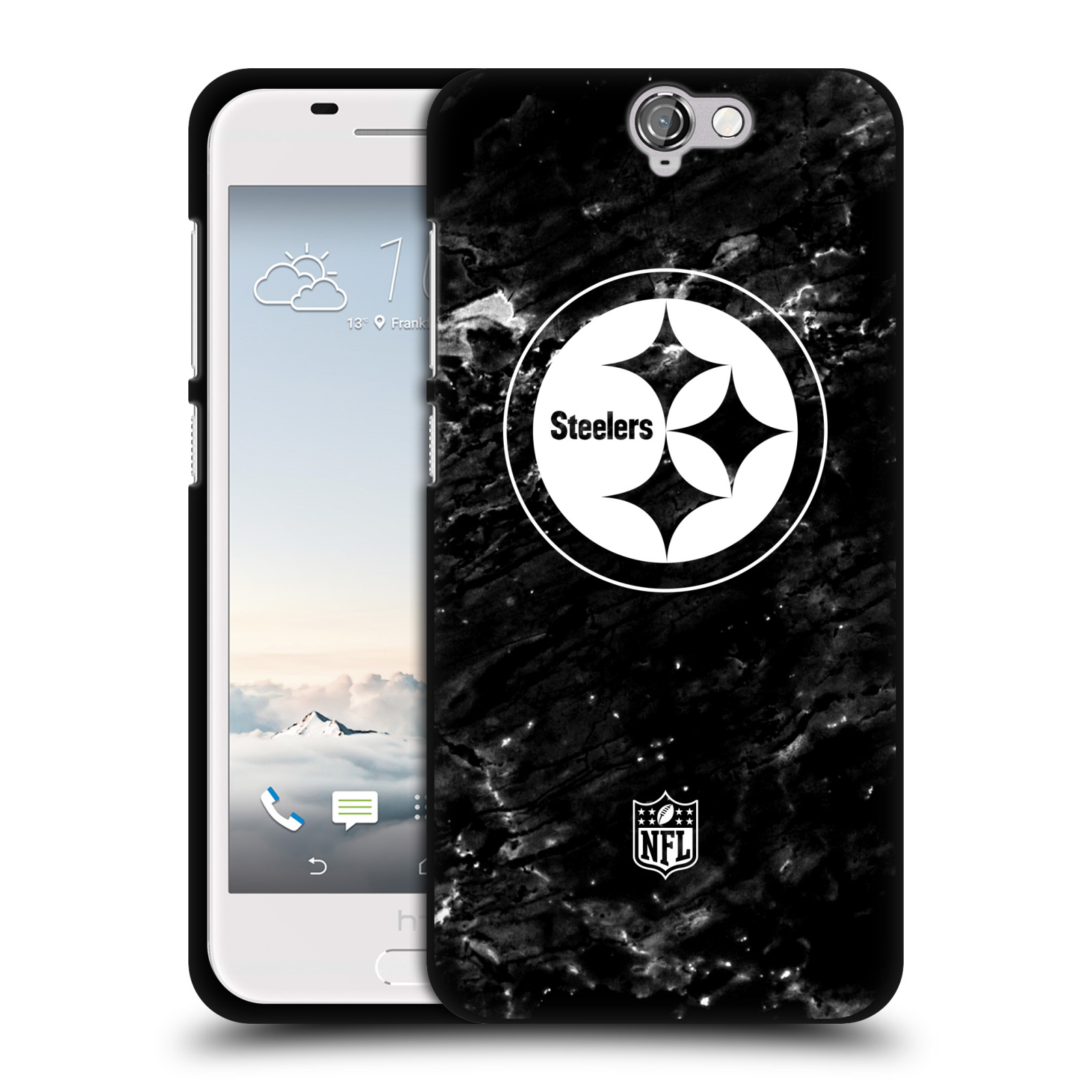 OFFICIAL-NFL-2017-18-PITTSBURGH-STEELERS-BLACK-SOFT-GEL-CASE-FOR-HTC-PHONES