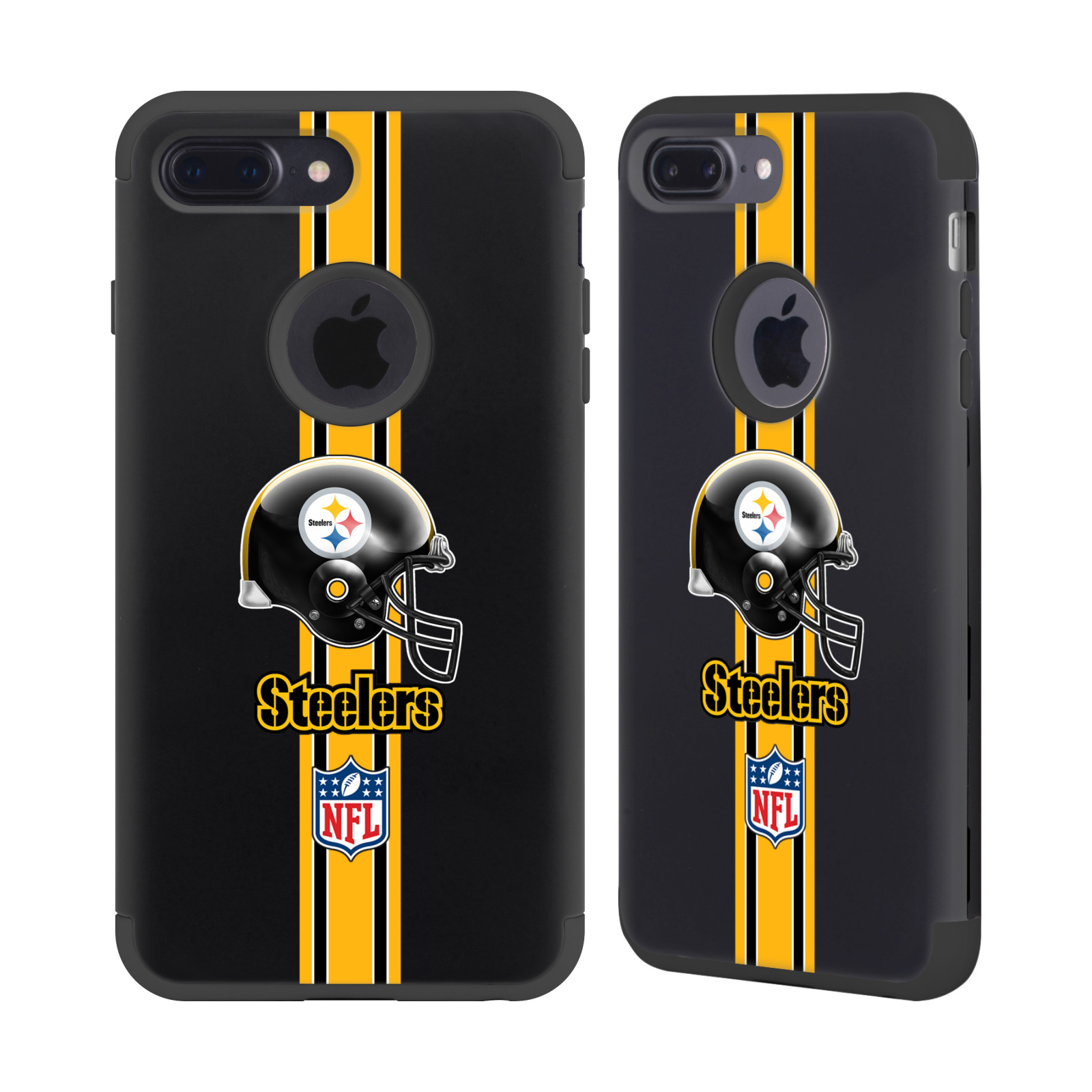 NFL-PITTSBURGH-STEELERS-LOGO-2-BLACK-GUARDIAN-CASE-FOR-APPLE-iPHONE-PHONES
