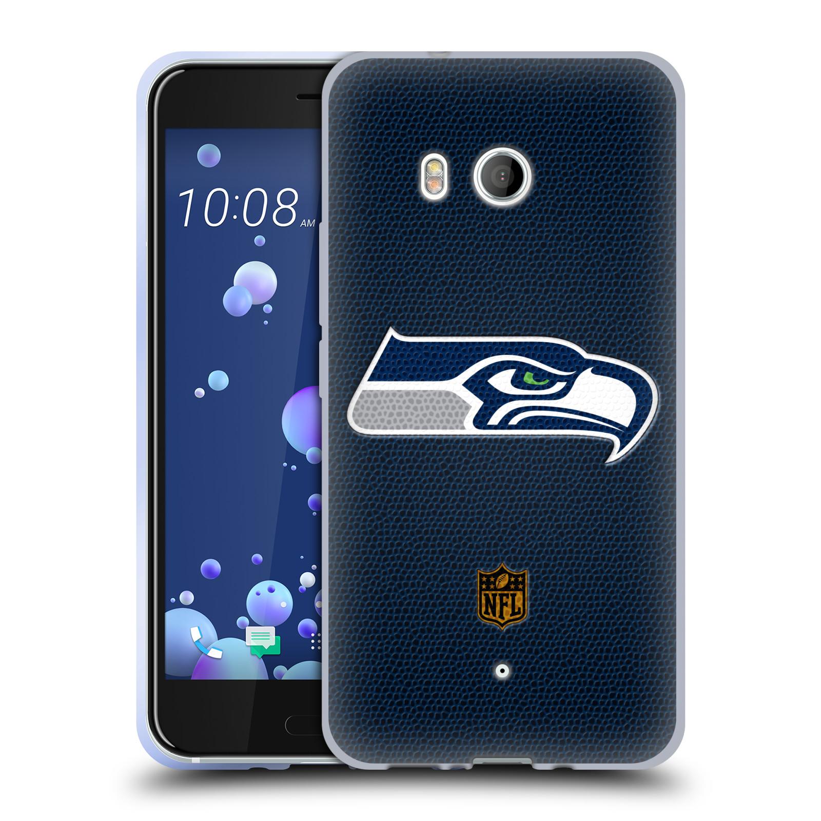 Logotipo-oficial-de-la-NFL-Seattle-Seahawks-caso-De-Gel-Suave-para-TELEFONOS-HTC-1