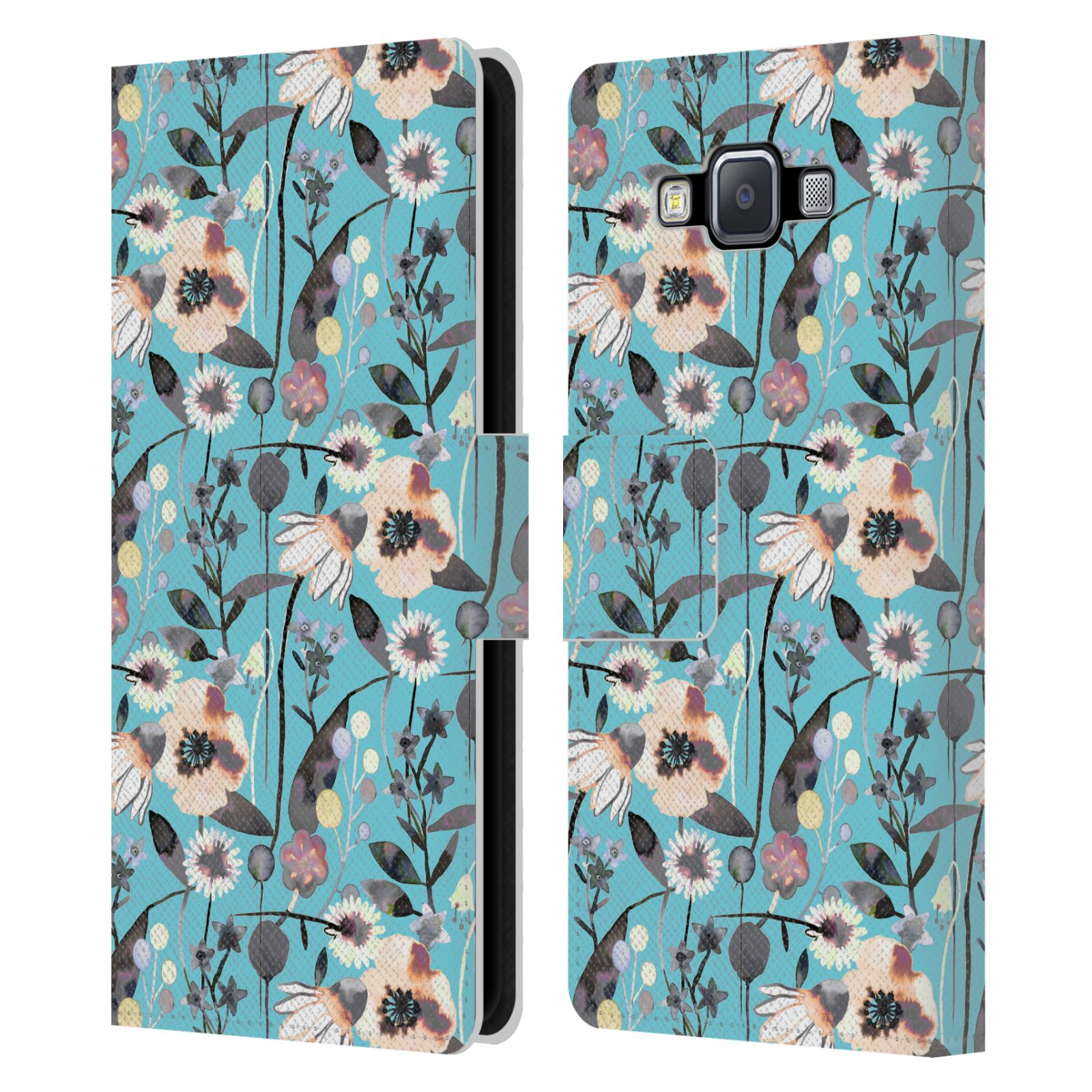 OFFICIAL-NINOLA-BOTANICAL-LEATHER-BOOK-WALLET-CASE-COVER-FOR-SAMSUNG-PHONES-2