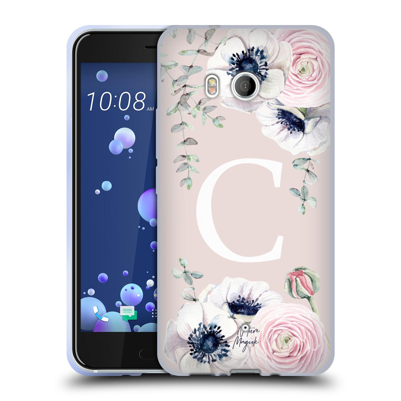 NATURE-MAGICK-MONOGRAMME-FLORALE-FLEURS-ROSE-ETUI-COQUE-EN-GEL-POUR-HTC-PHONES-1