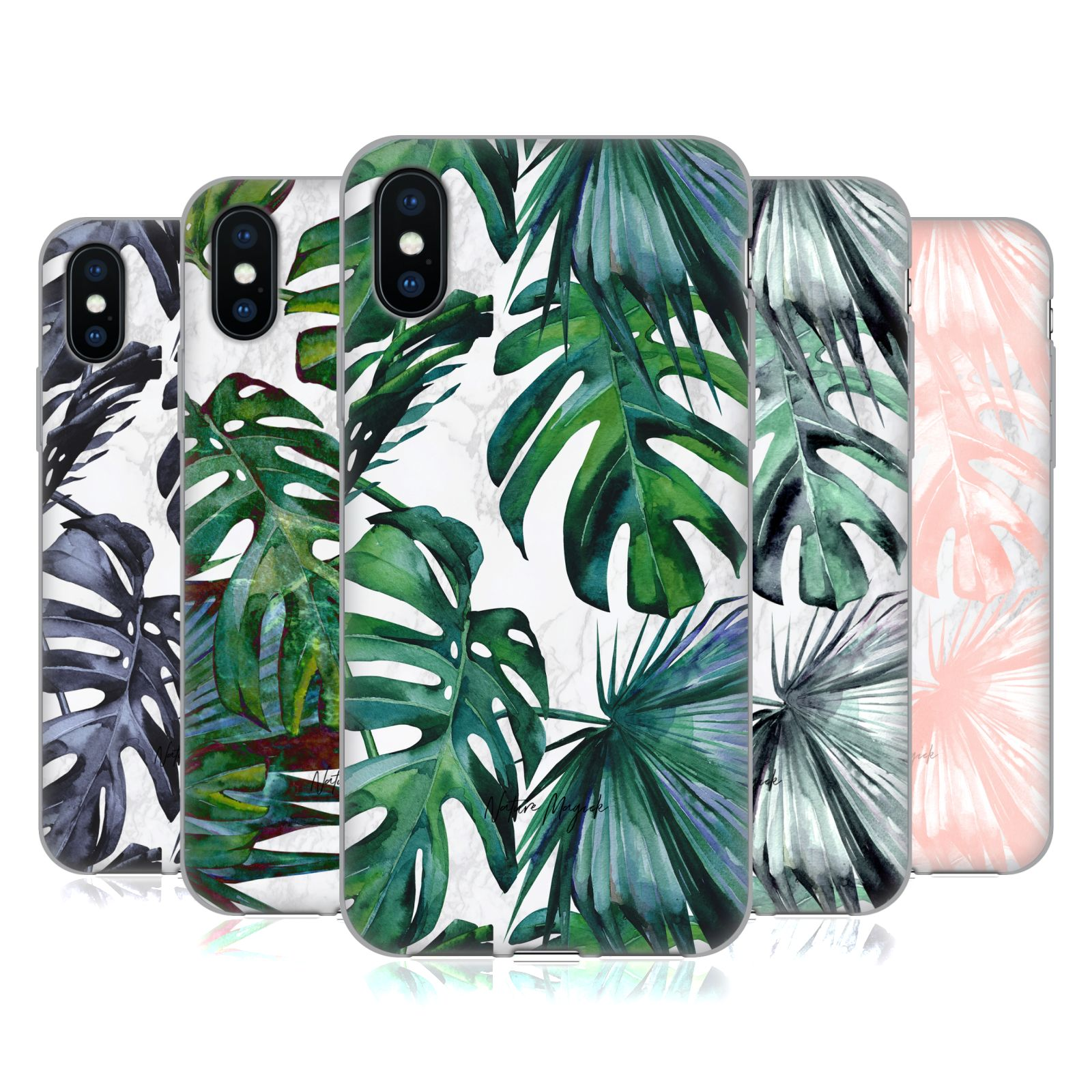 Nature Magick <!--translate-lineup-->Tropical Palm Leaves On Marble<!--translate-lineup-->