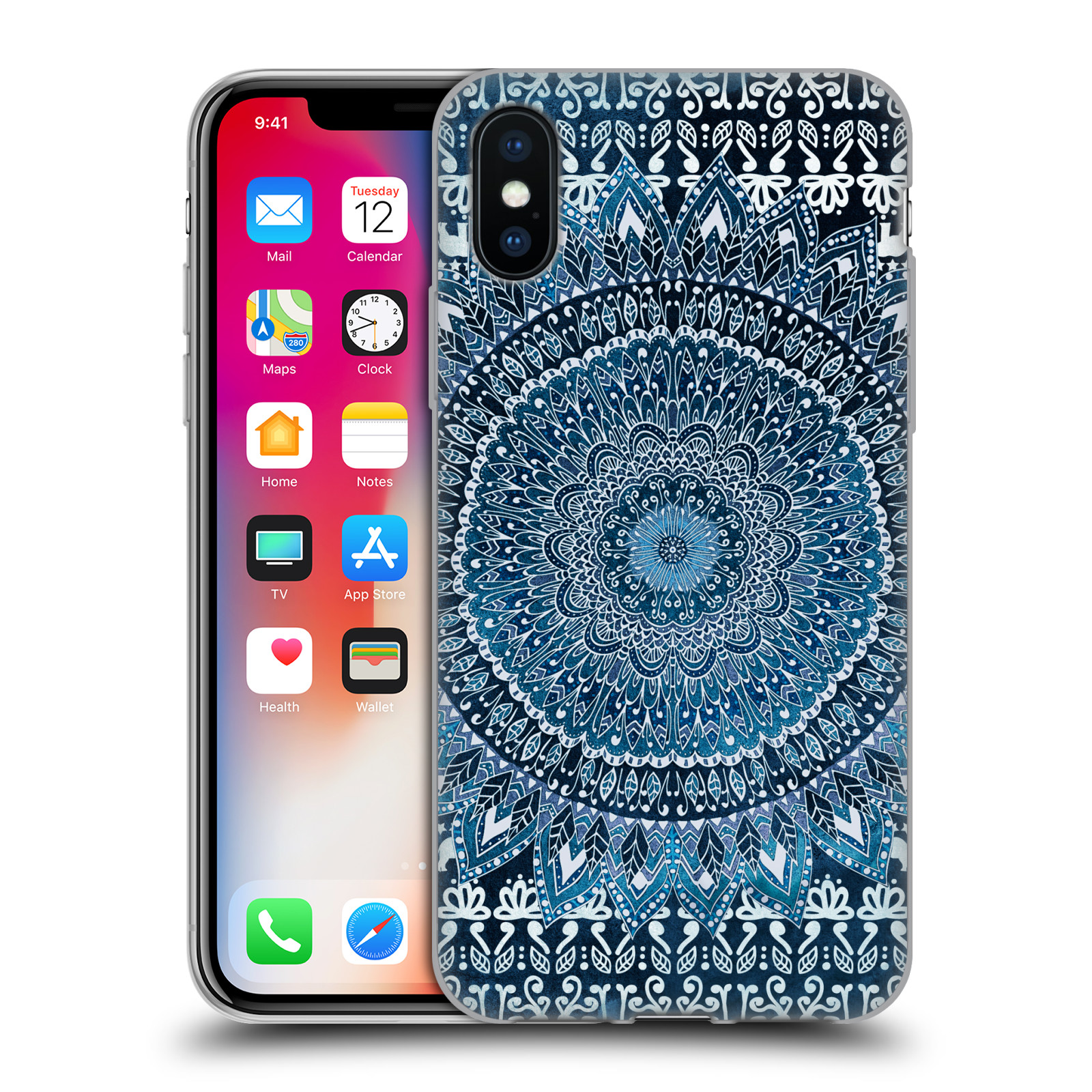UFFICIALE-NIKA-MARTINEZ-MANDALA-COVER-MORBIDA-IN-GEL-PER-APPLE-iPHONE-TELEFONI