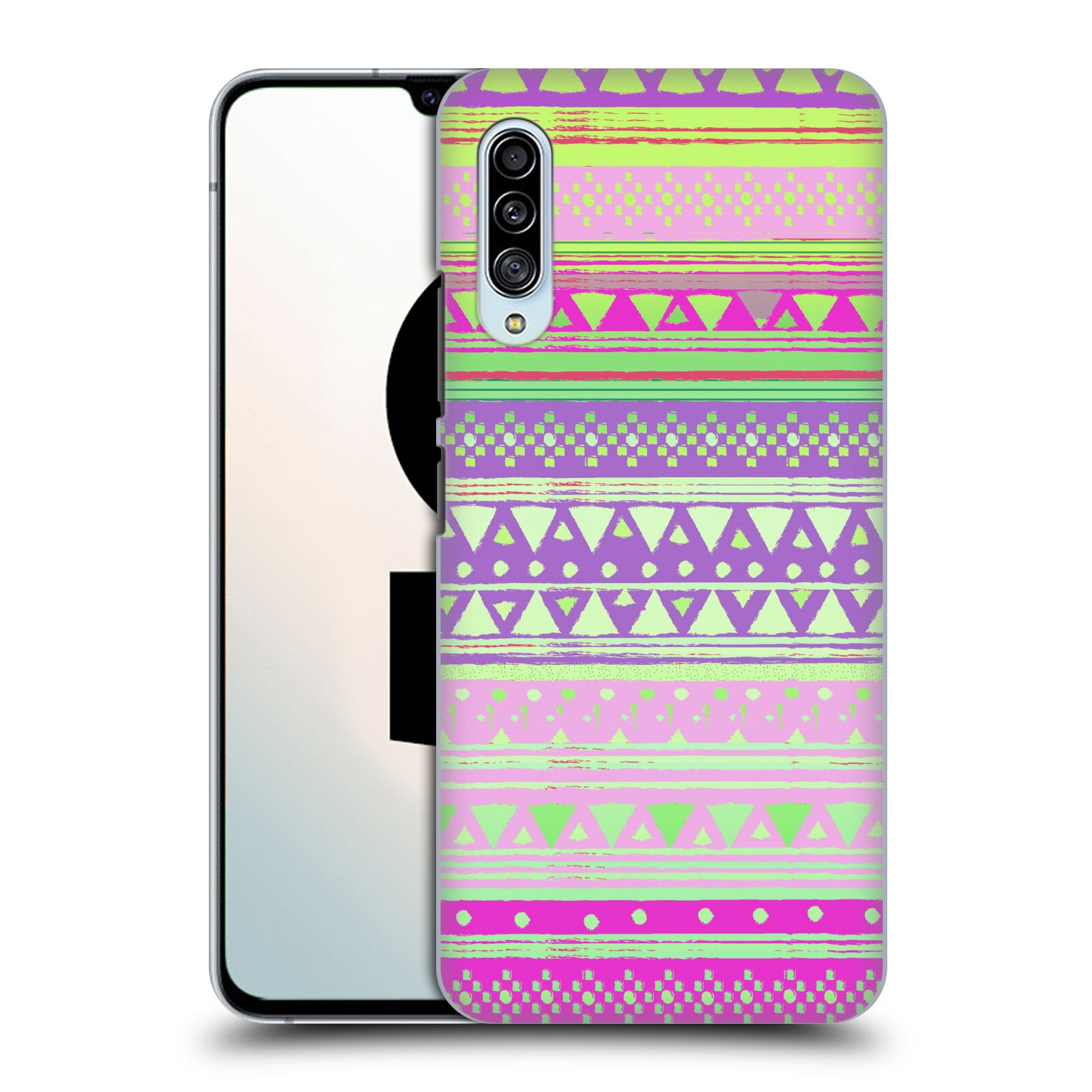 Official Nika Martinez Tribal Prints Fresh Native Bandana Case for Samsung Galaxy A90 5G (2019)
