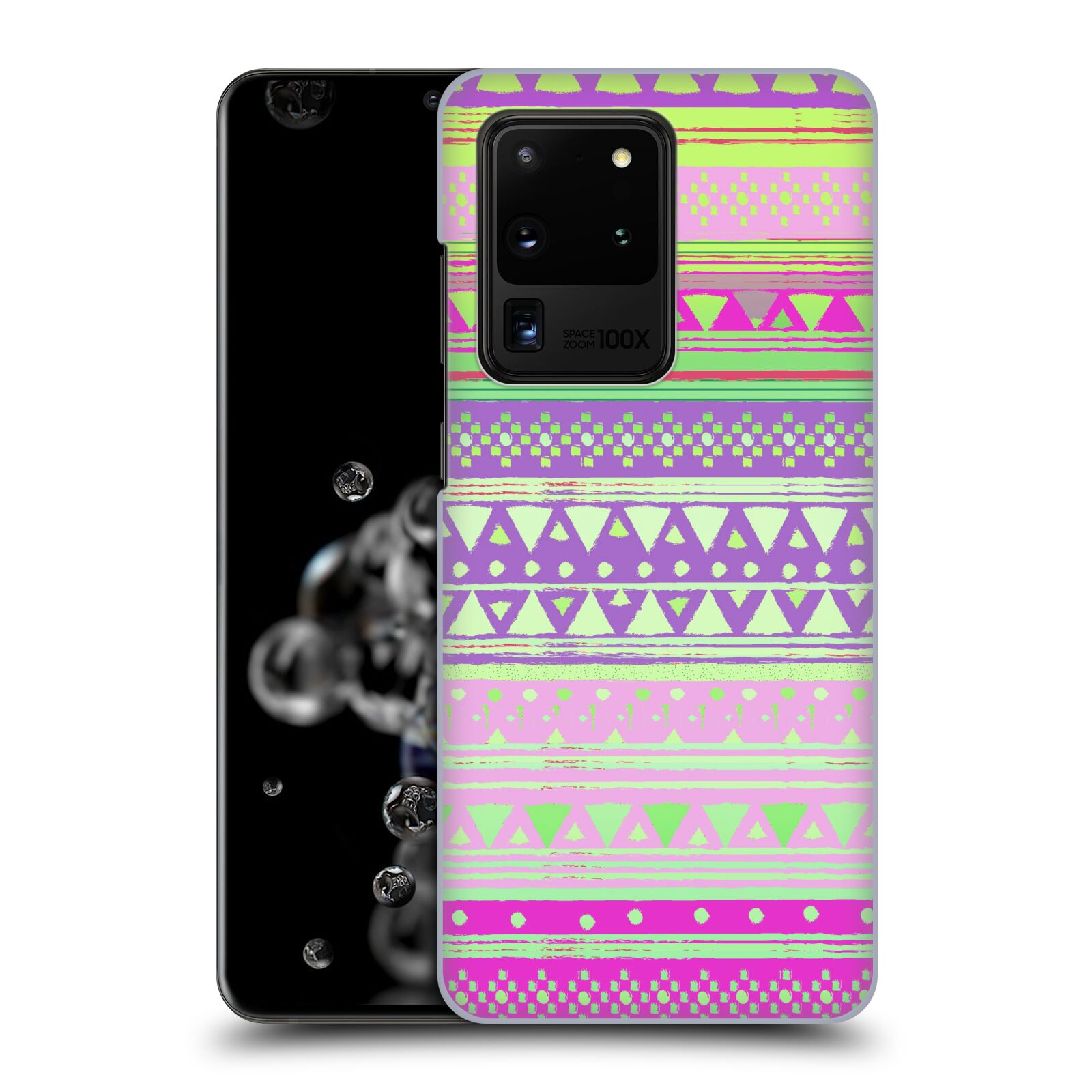 Official Nika Martinez Tribal Prints Fresh Native Bandana Case for Samsung Galaxy S20 Ultra 5G