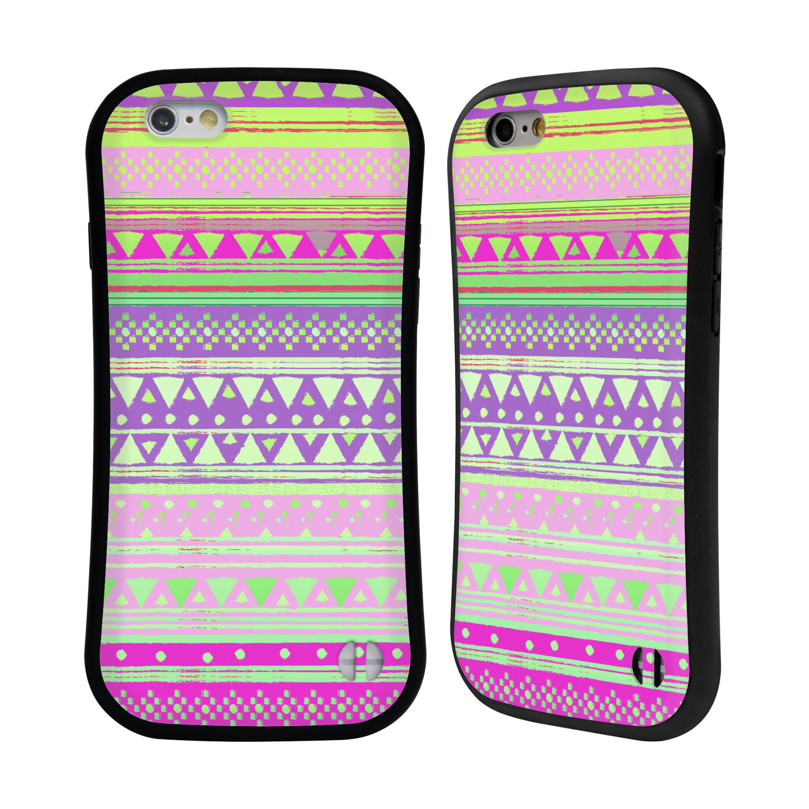 Official Nika Martinez Tribal Prints Fresh Native Bandana Hybrid Case for Apple iPhone 6 / iPhone 6s