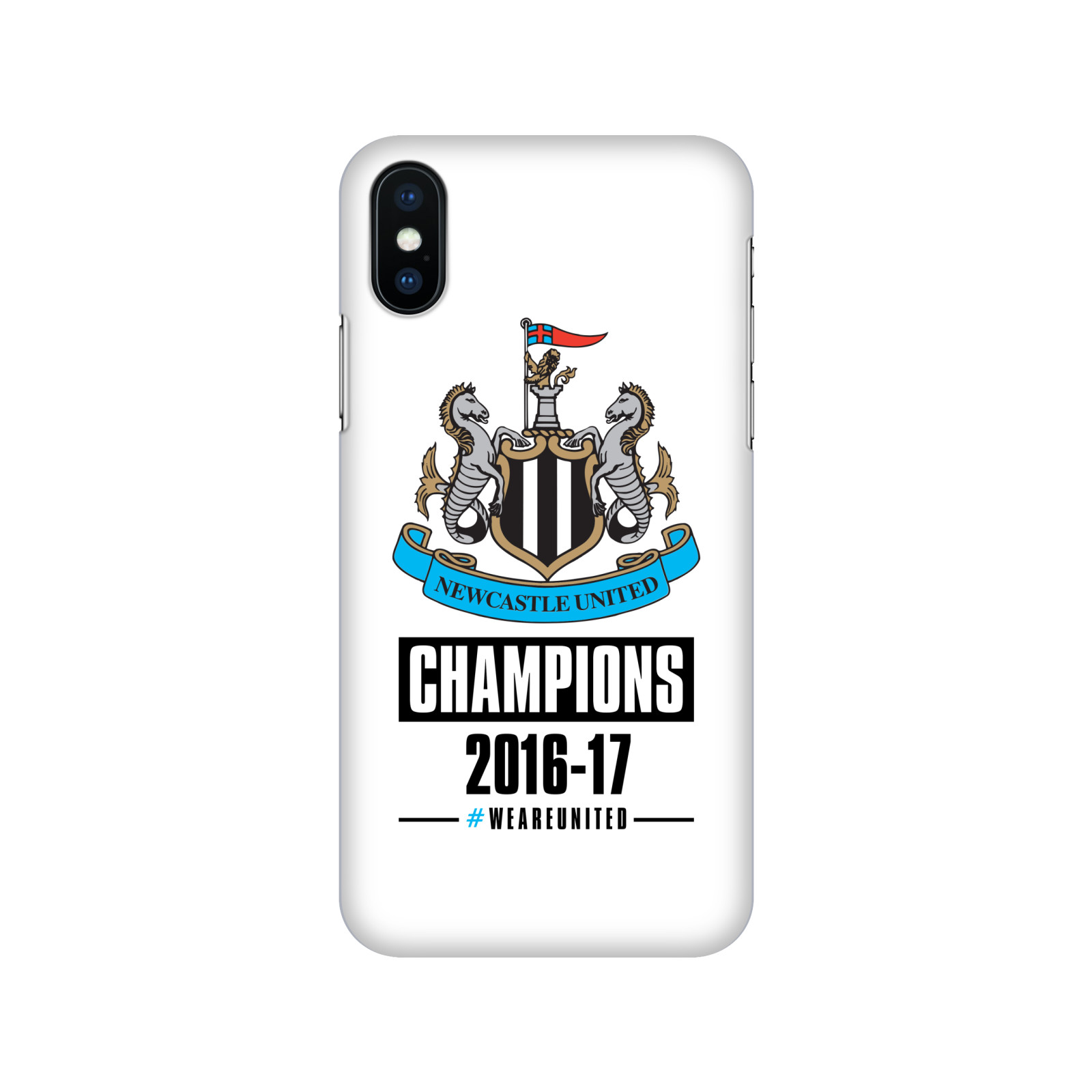 Newcastle United FC NUFC 2016/17 Champions