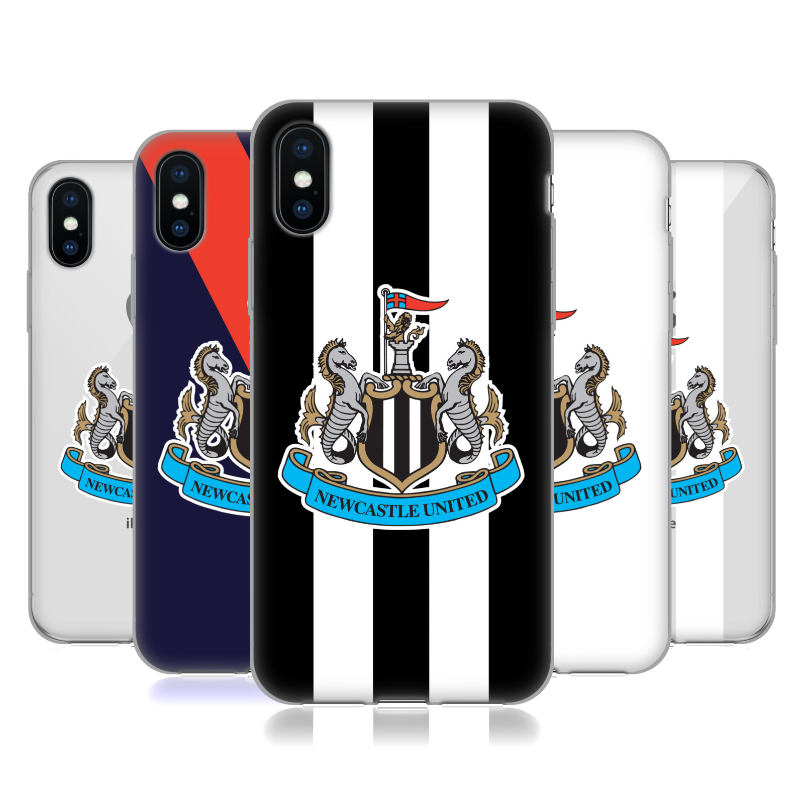 Official Newcastle United FC NUFC Crest Kit