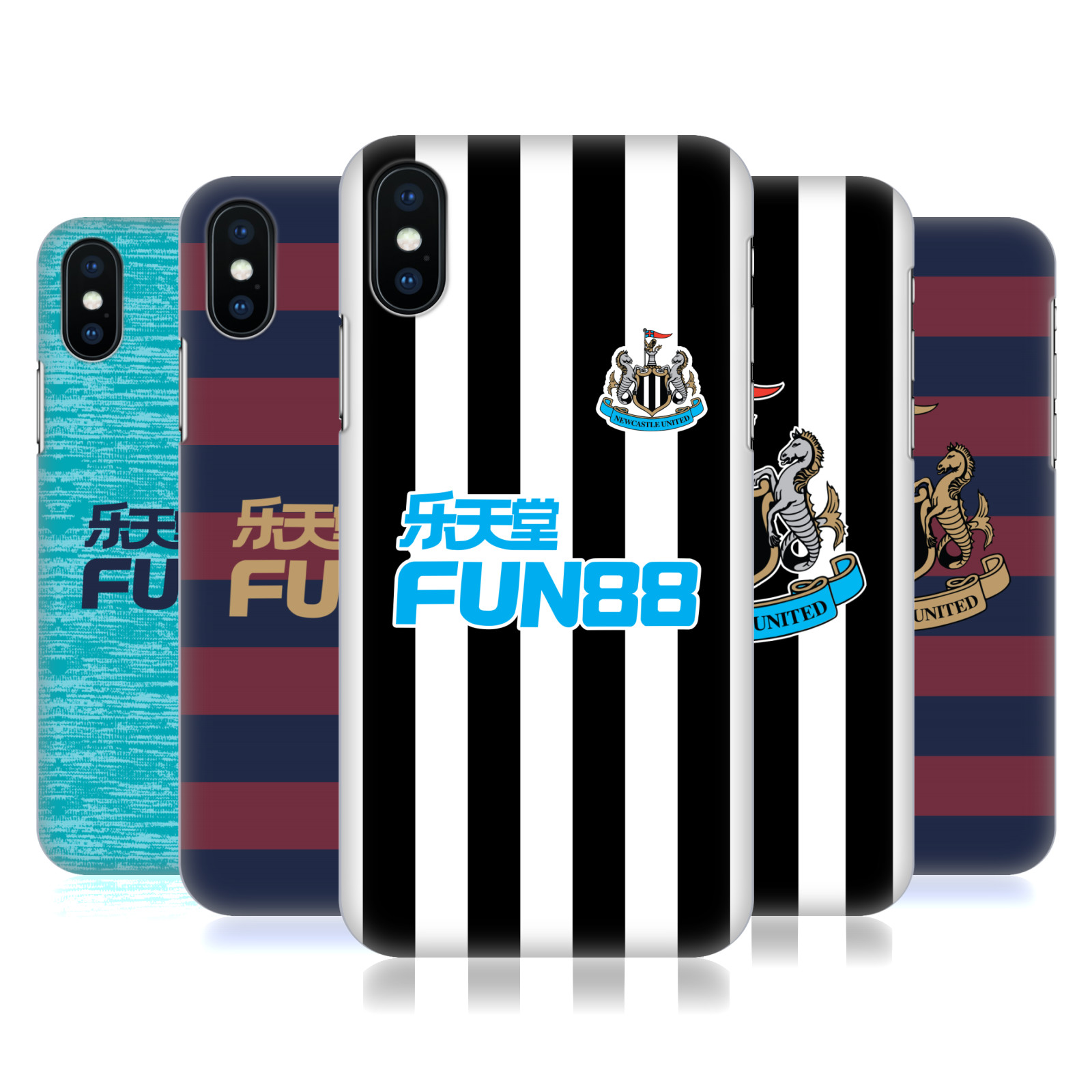 Newcastle United FC NUFC 2018/19 Crest Kit